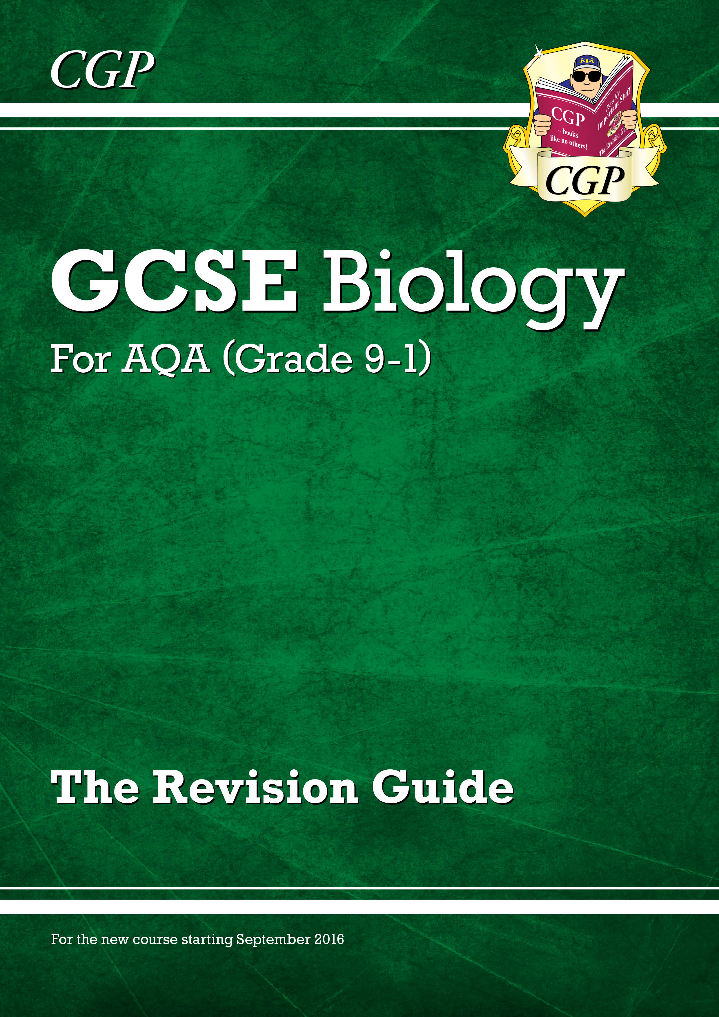 BAR45DK - New Grade 9-1 GCSE Biology: AQA Revision Guide