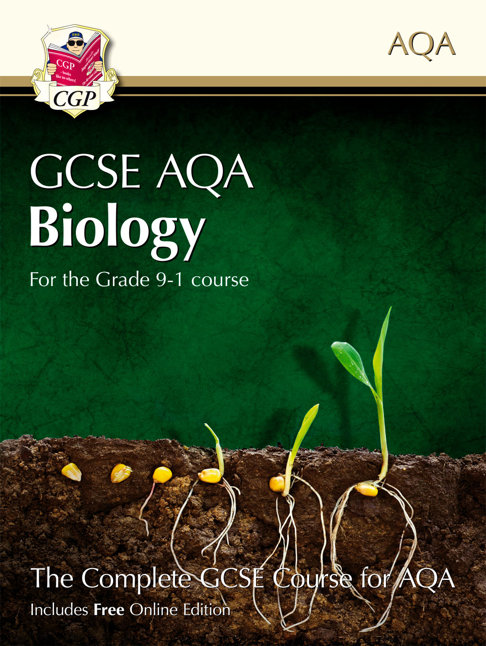 BATB42 - New Grade 9-1 GCSE Biology for AQA: Student Book with Online Edition