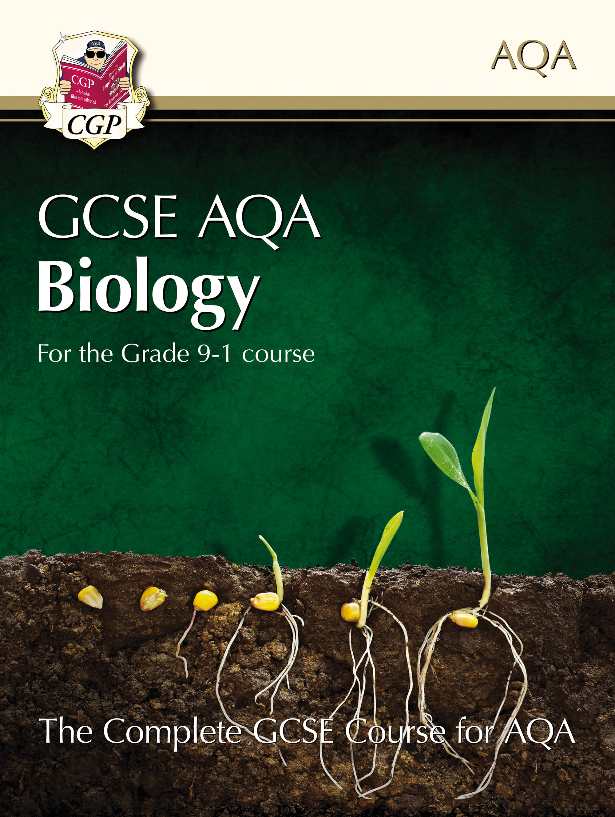 BATB42DK - New Grade 9-1 GCSE Biology for AQA: Student Book