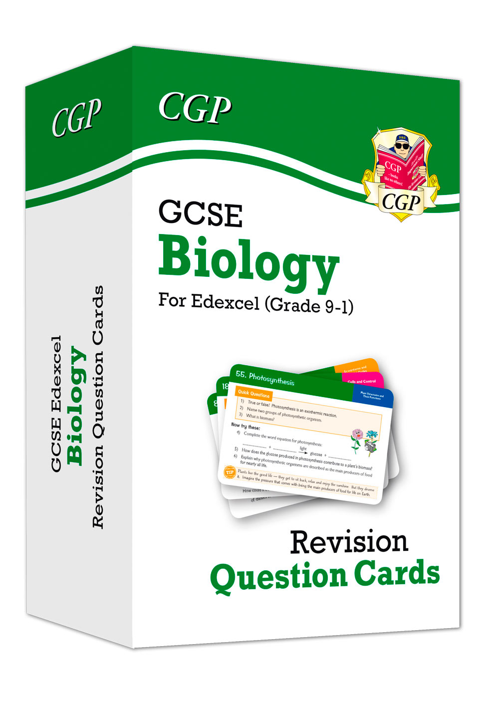 BEF41 - New 9-1 GCSE Biology Edexcel Revision Question Cards