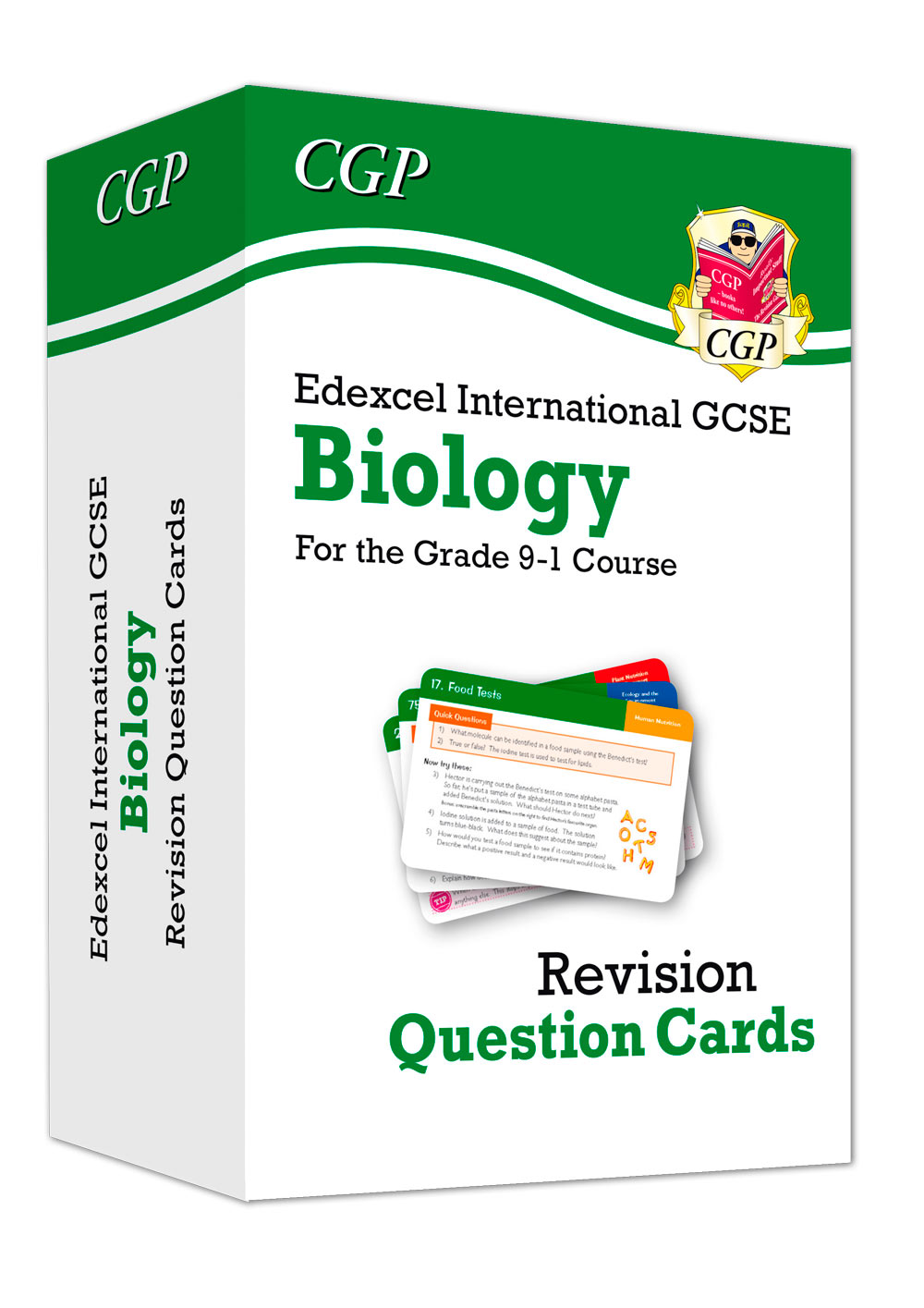 BEFI41 - New Grade 9-1 Edexcel International GCSE Biology: Revision Question Cards