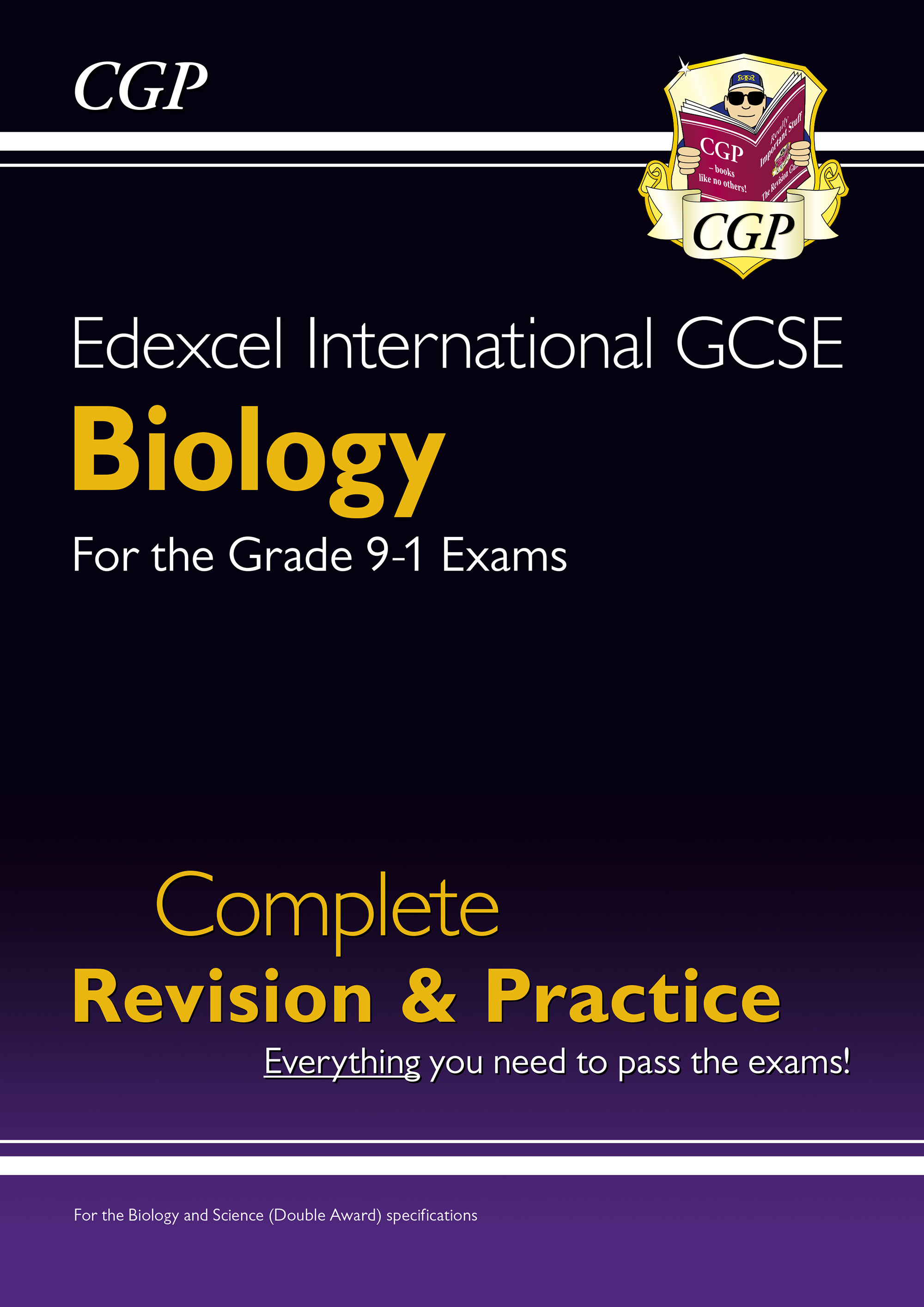 BESI42DK - New Grade 9-1 Edexcel International GCSE Biology: Complete Revision & Practice with Onlin