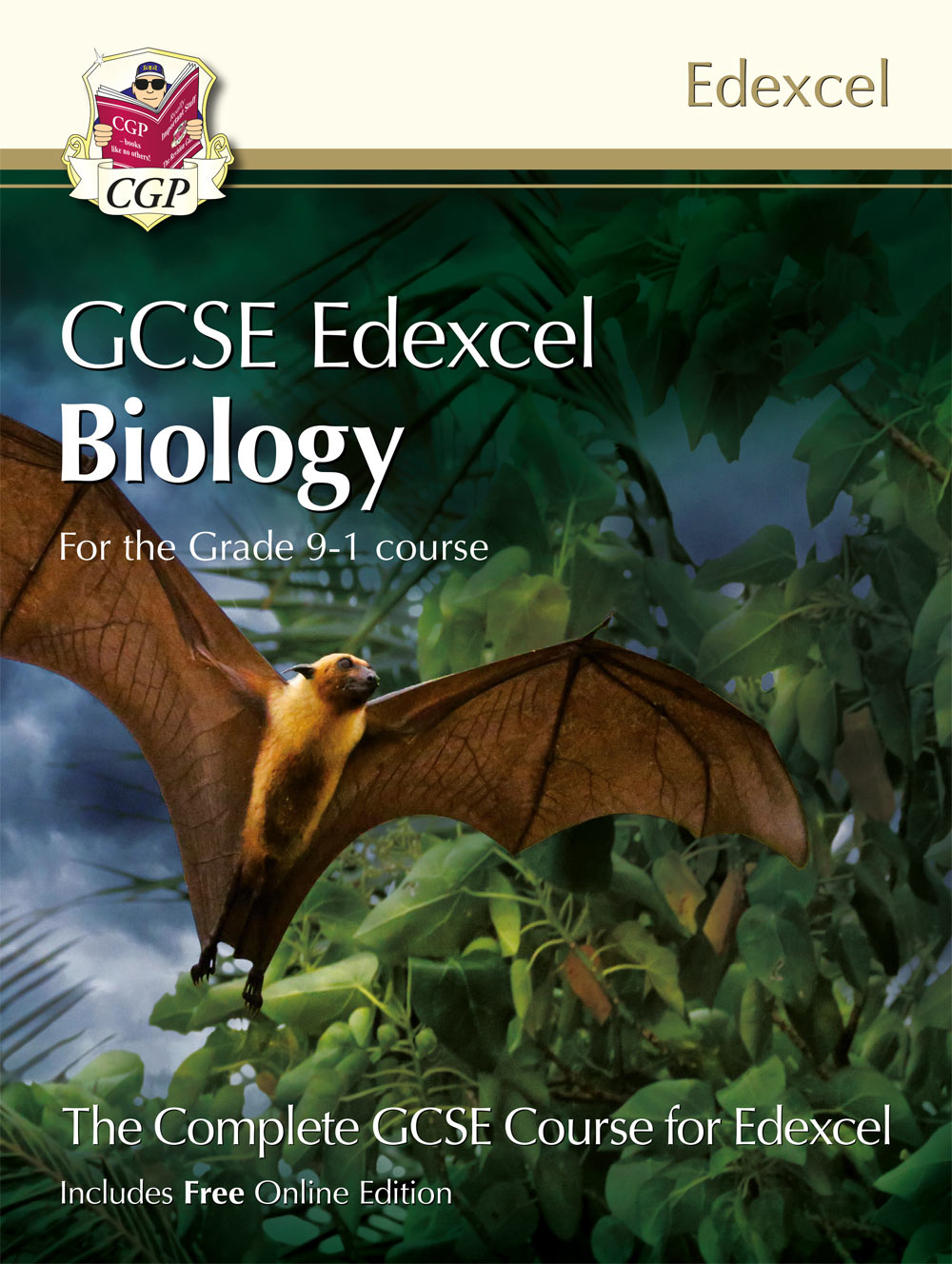 BETB41 - Grade 9-1 GCSE Biology for Edexcel: Student Book with Online Edition