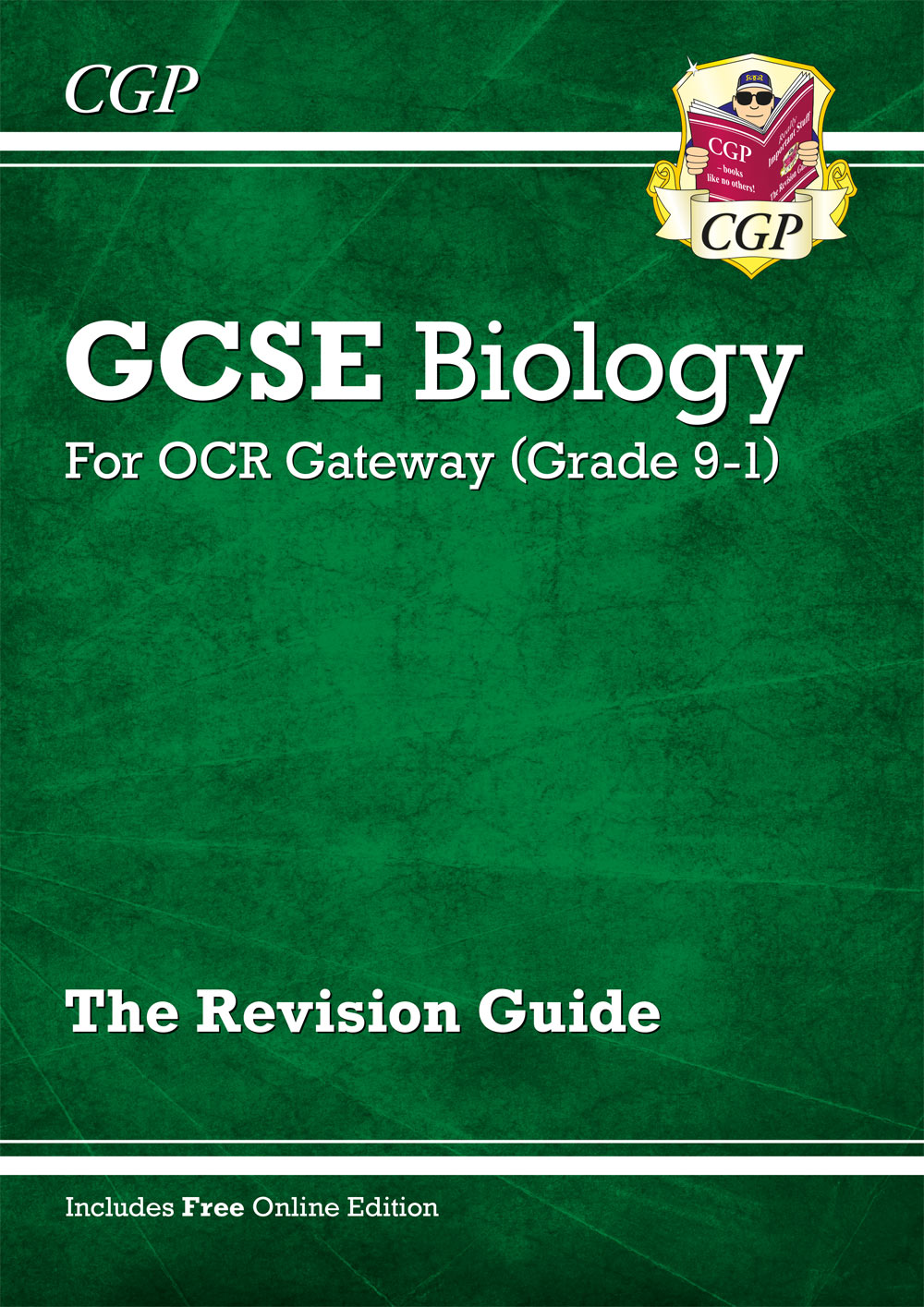 BRR45 - Grade 9-1 GCSE Biology: OCR Gateway Revision Guide with Online Edition