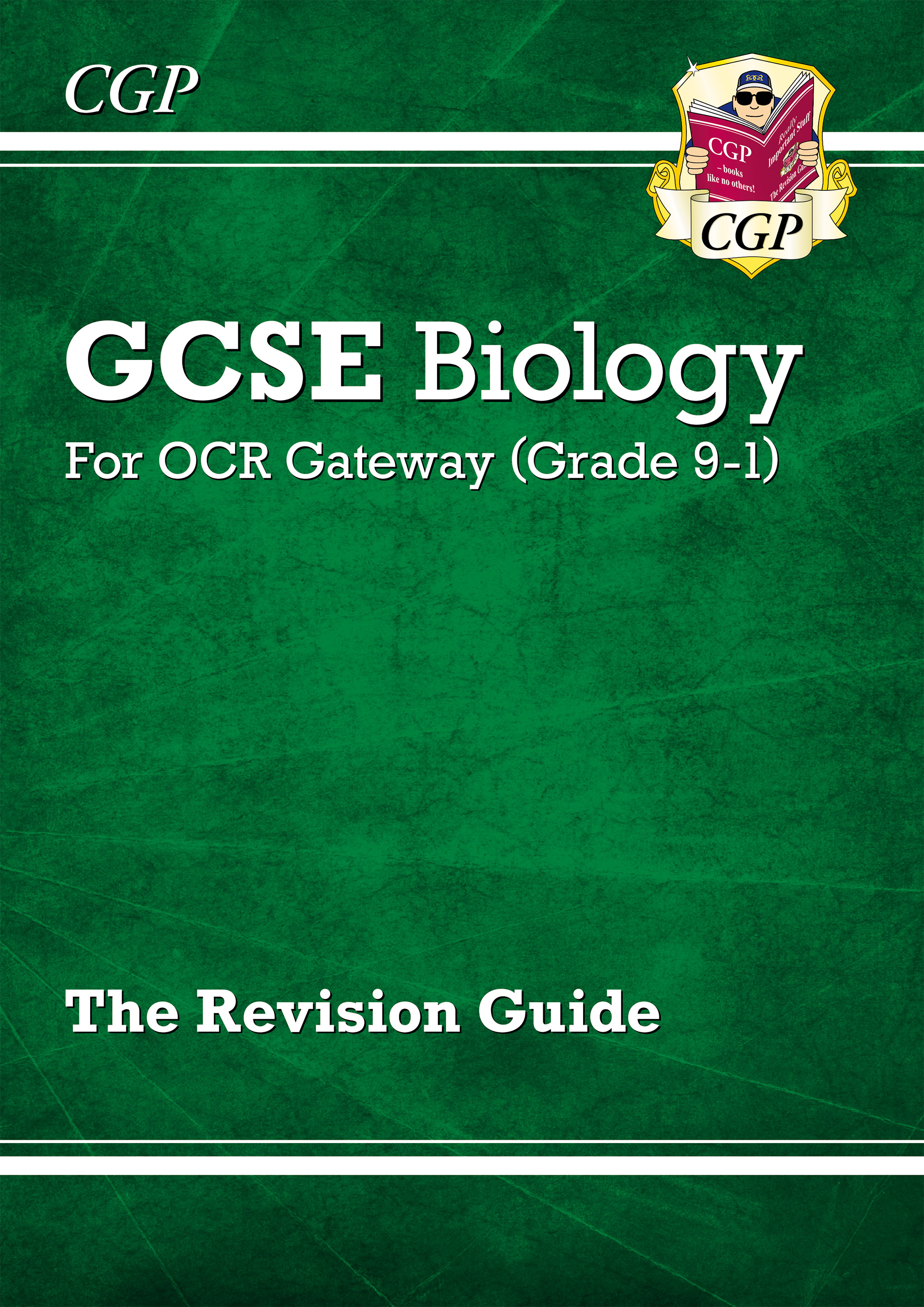BRR45DK - New Grade 9-1 GCSE Biology: OCR Gateway Revision Guide