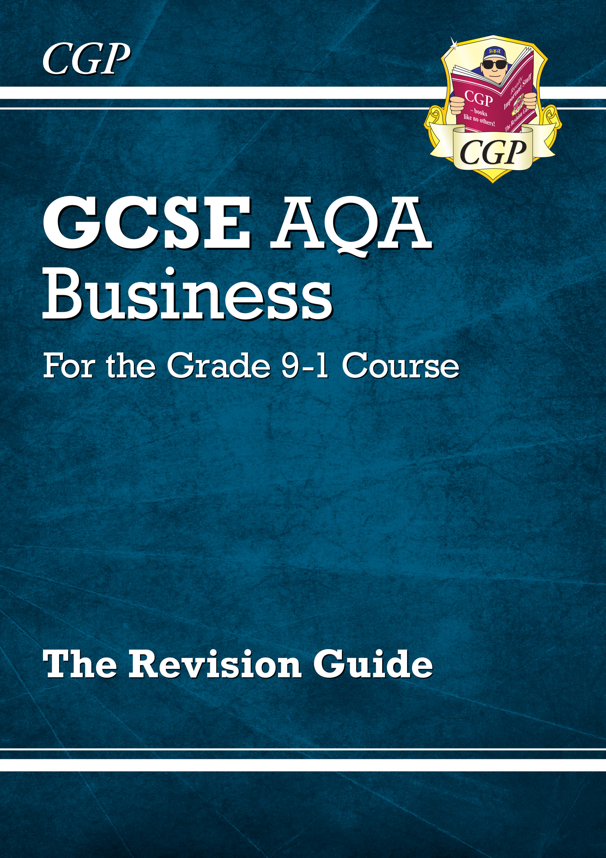 BUAR43D - New GCSE Business AQA Revision Guide - for the Grade 9-1 Course (Online Edition)