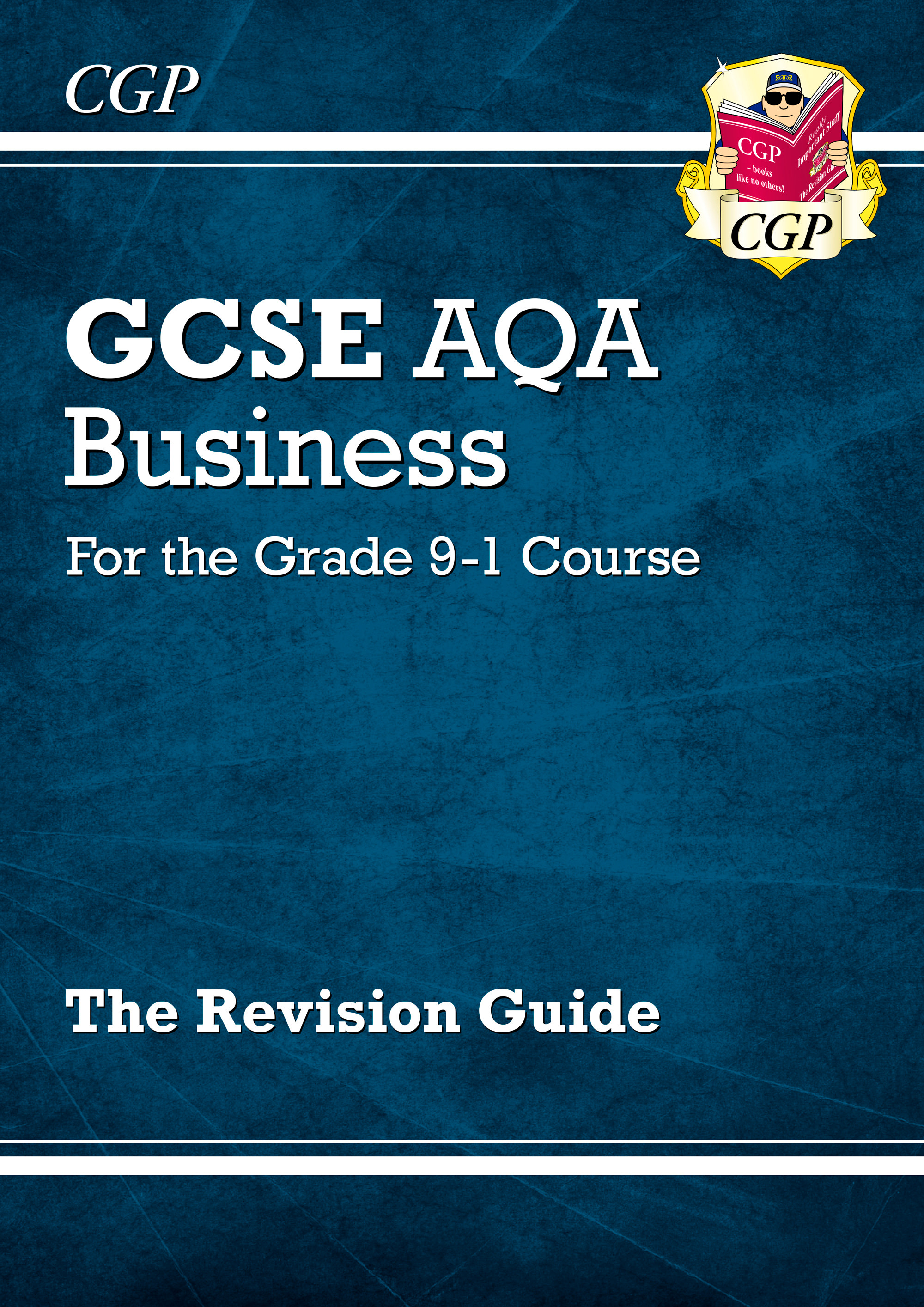 BUAR43DK - New GCSE Business AQA Revision Guide - for the Grade 9-1 Course