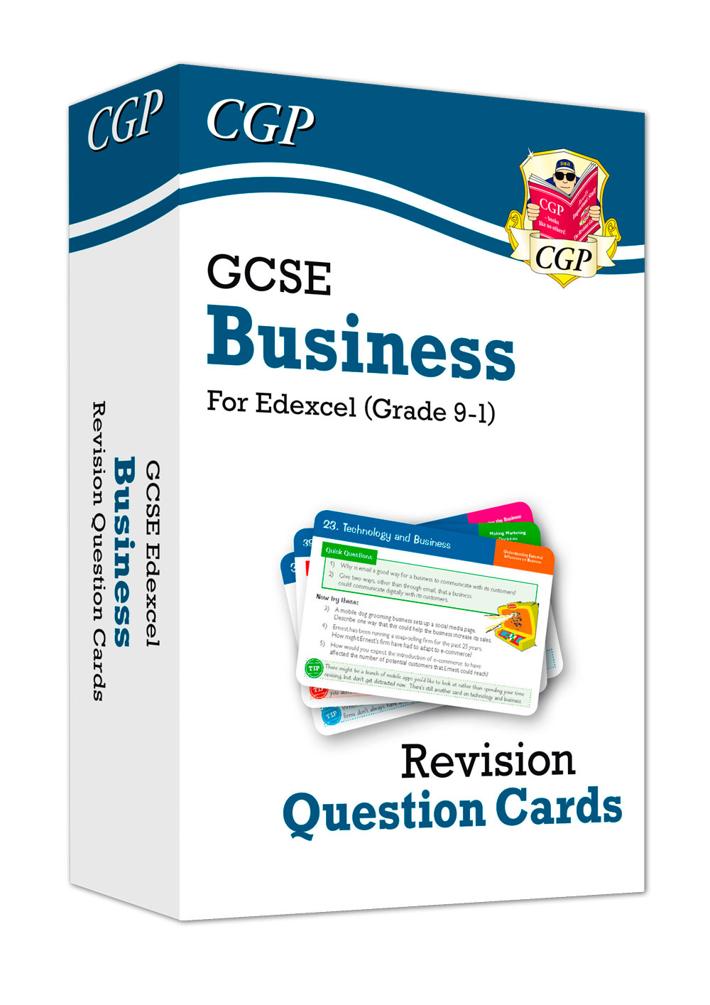 BUEF41 - New Grade 9-1 GCSE Business Edexcel Revision Question Cards