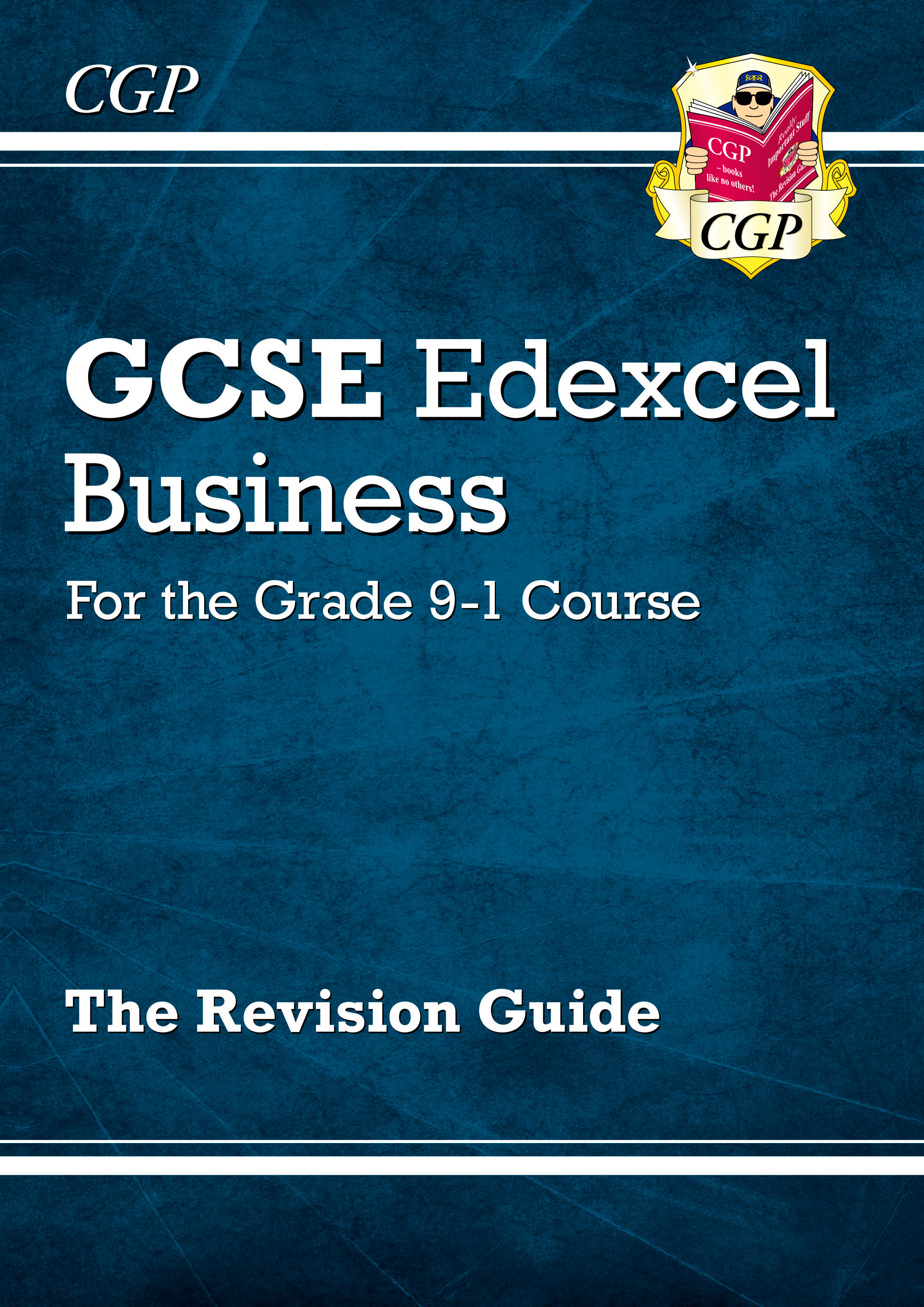 BUER41DK - New GCSE Business Edexcel Revision Guide - for the Grade 9-1 Course