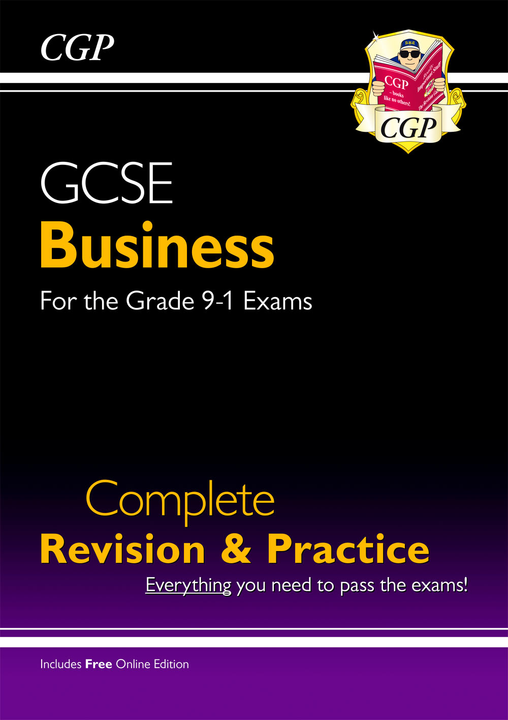 BUHS44 - New GCSE Business Complete Revision and Practice - for the Grade 9-1 Course (with Online Ed
