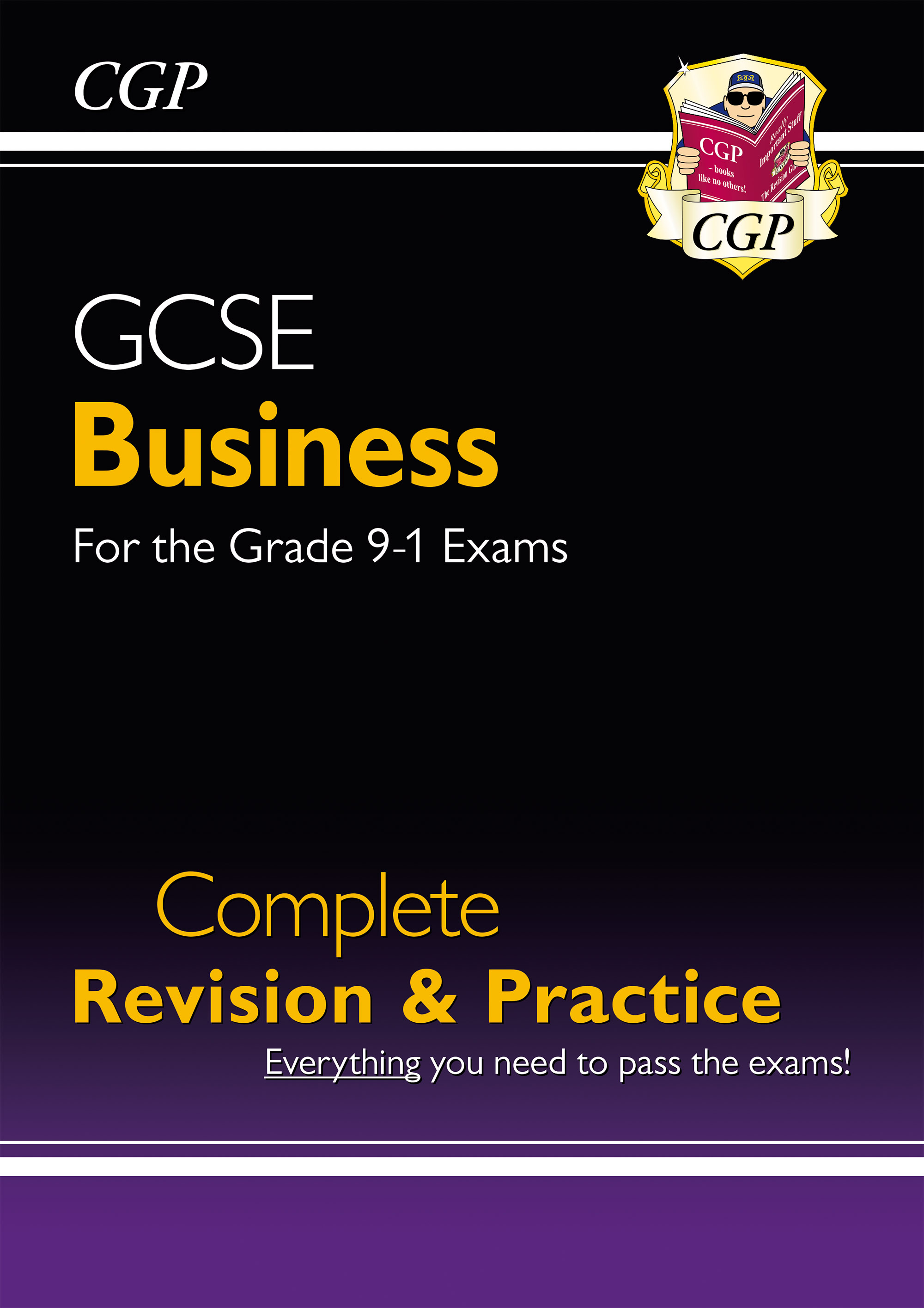 BUHS44D - GCSE Business Complete Revision and Practice - for the Grade 9-1 Course Online Edition