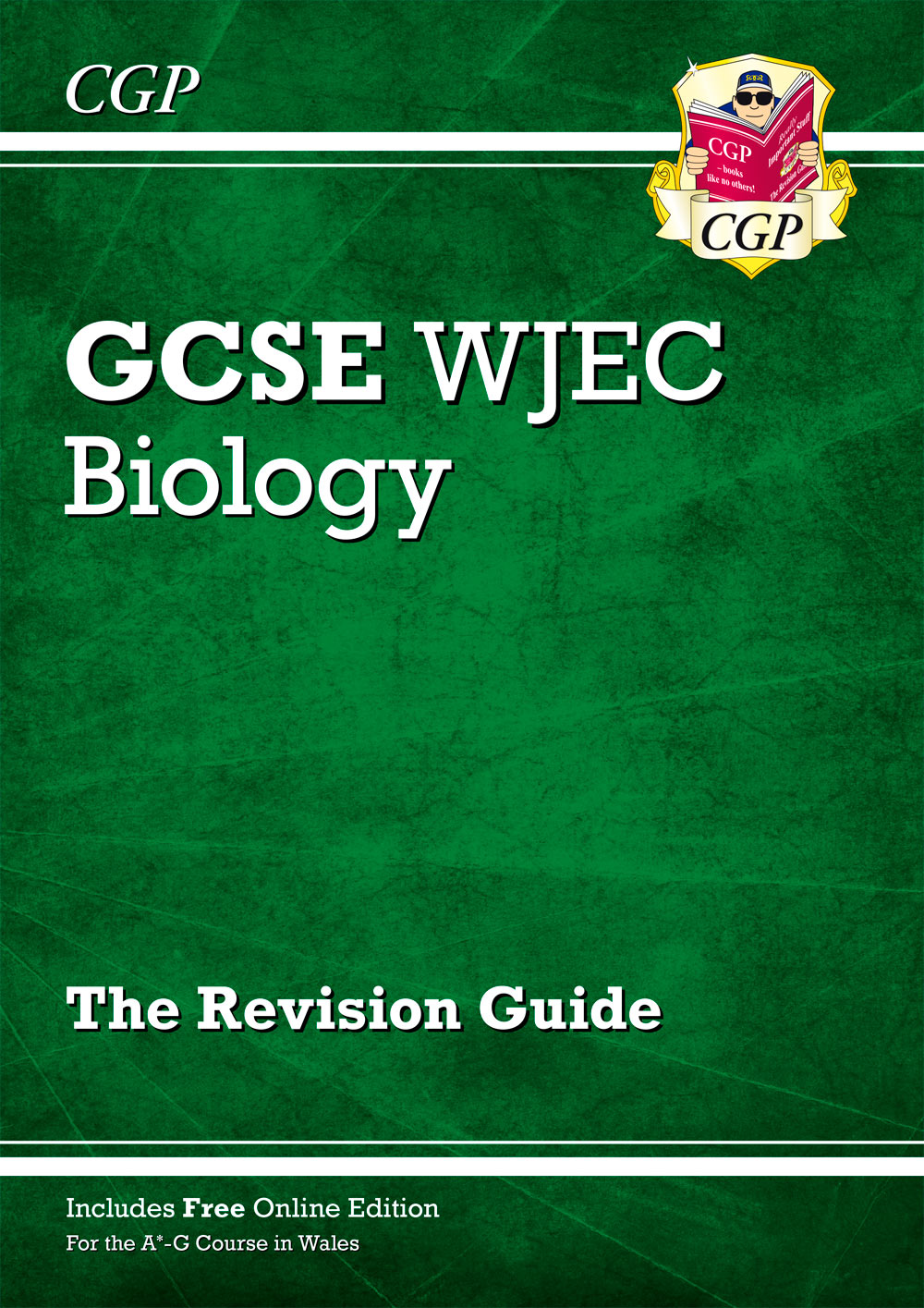 BWR41 - New WJEC GCSE Biology Revision Guide (with Online Edition)