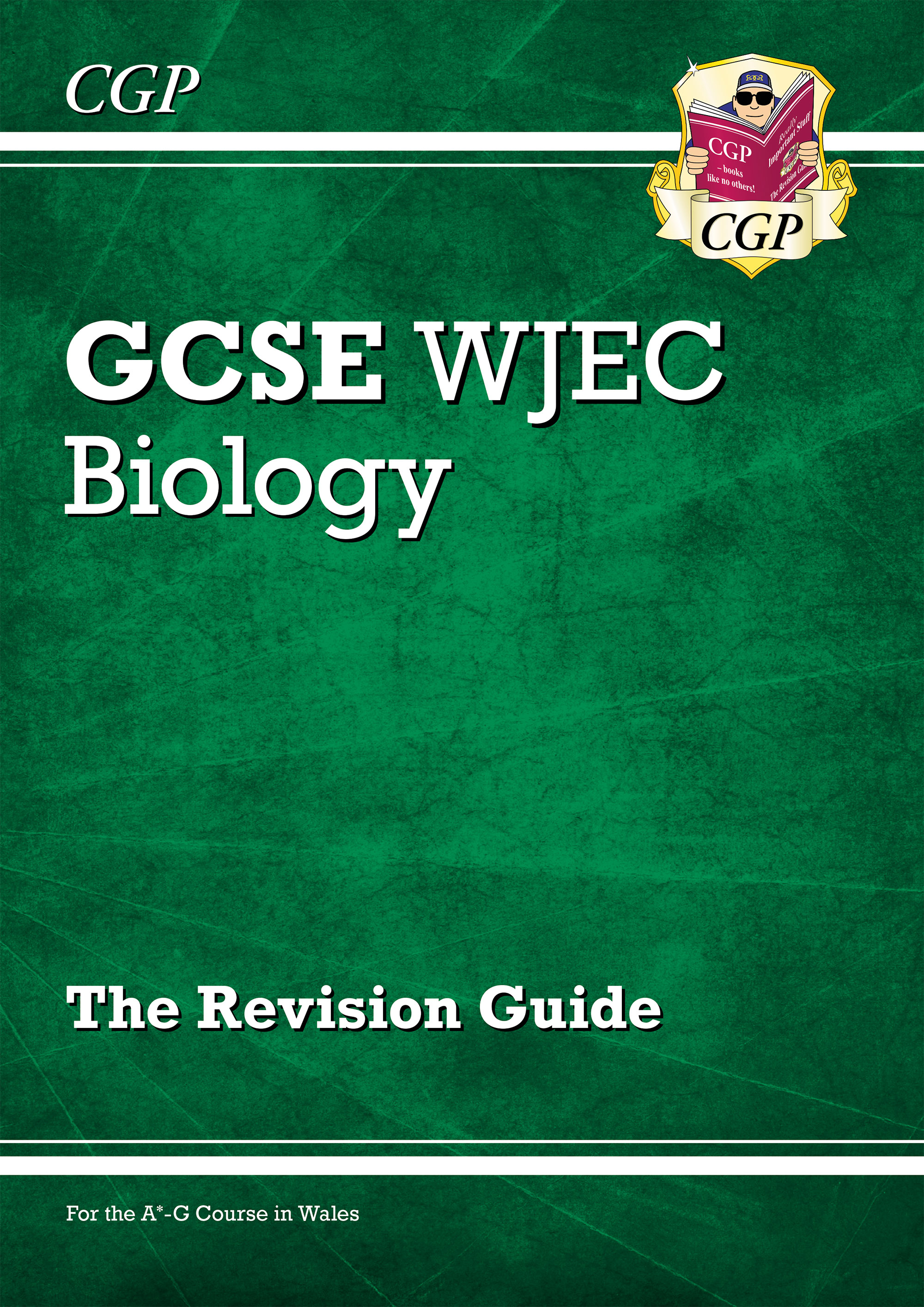 BWR41DK - New WJEC GCSE Biology Revision Guide