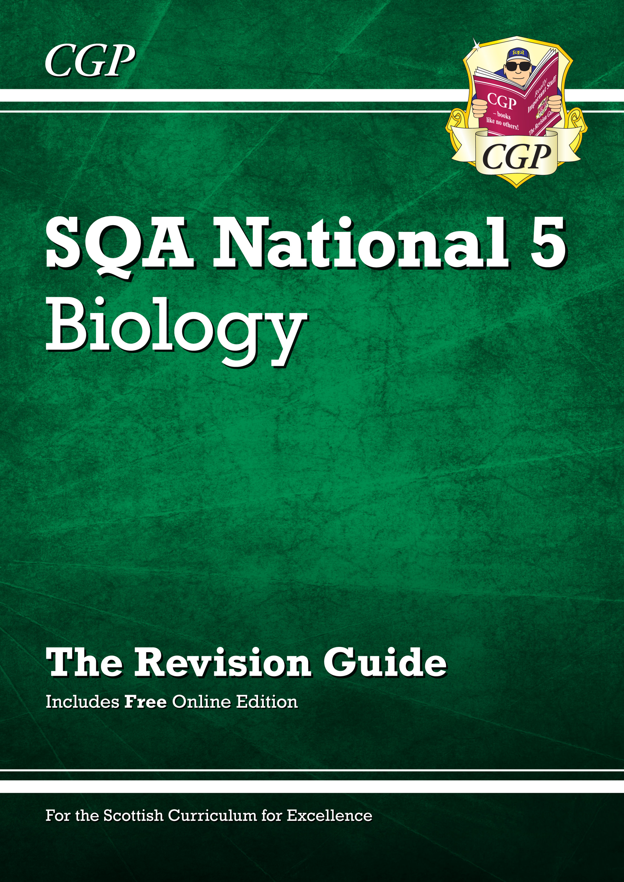 BZR41 - National 5 Biology: SQA Revision Guide with Online Edition