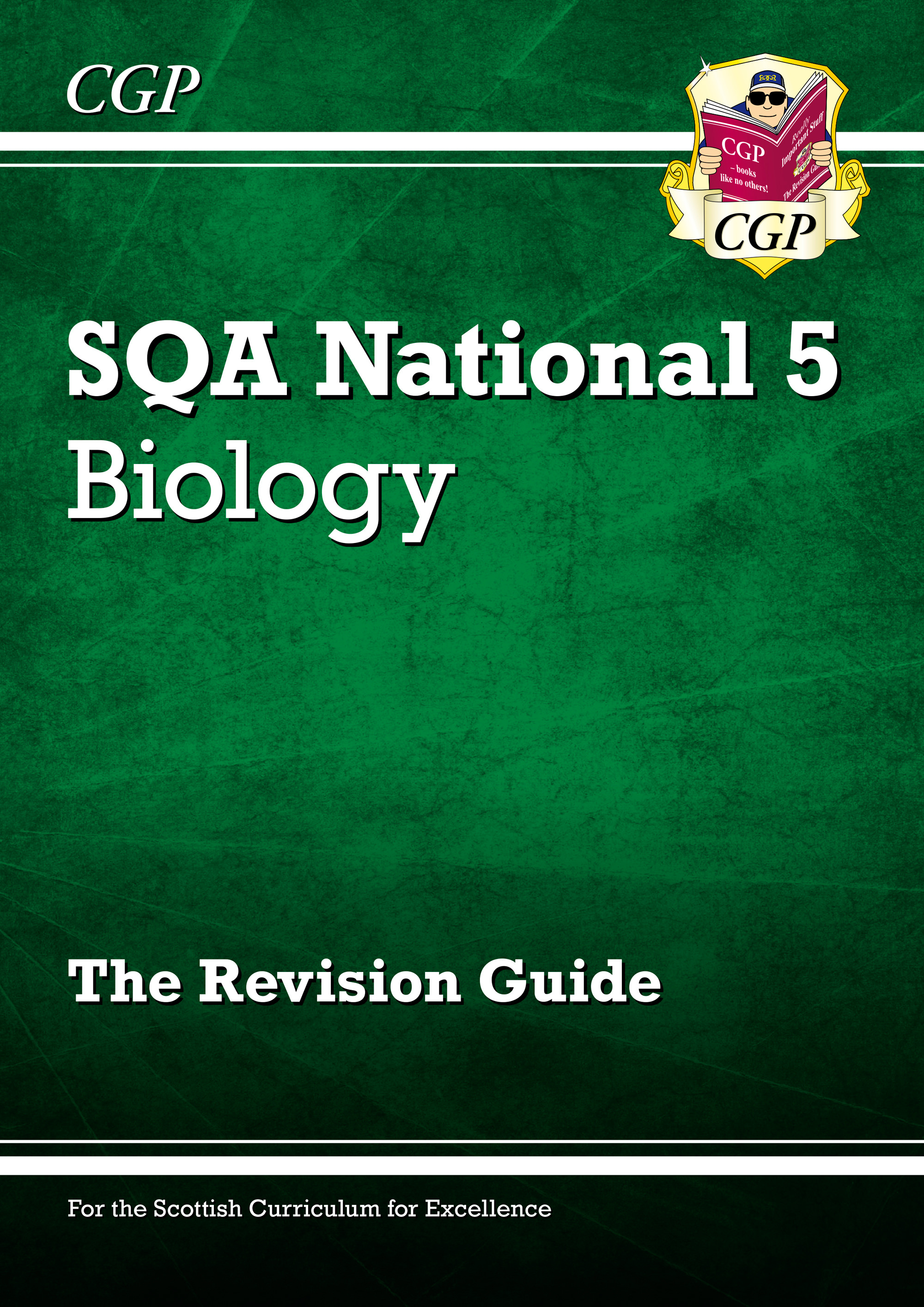 BZR41DK - New National 5 Biology: SQA Revision Guide