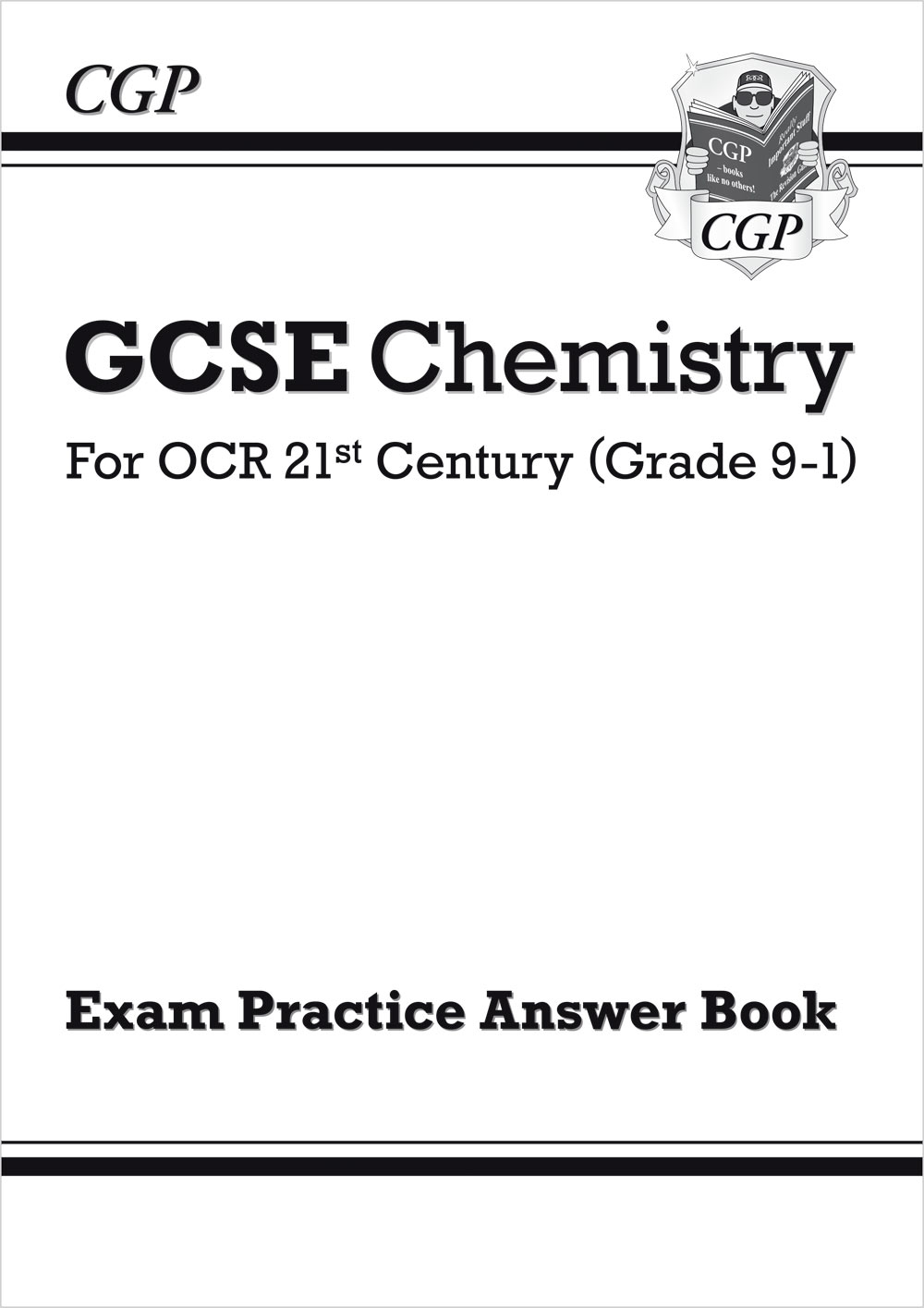 C2QA41 - New GCSE Chemistry: OCR 21st Century Answers (for Exam Practice Workbook)