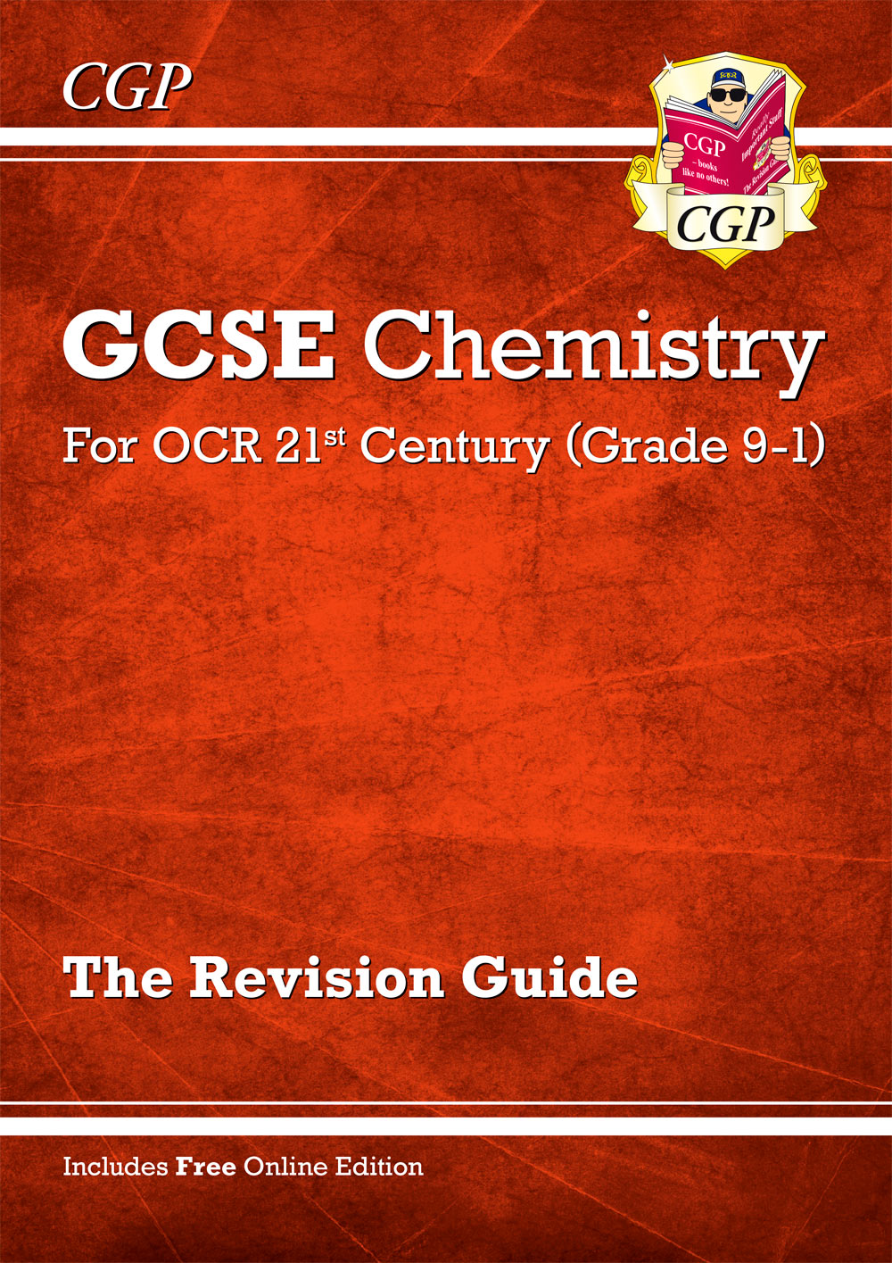 C2R45 - New Grade 9-1 GCSE Chemistry: OCR 21st Century Revision Guide with Online Edition