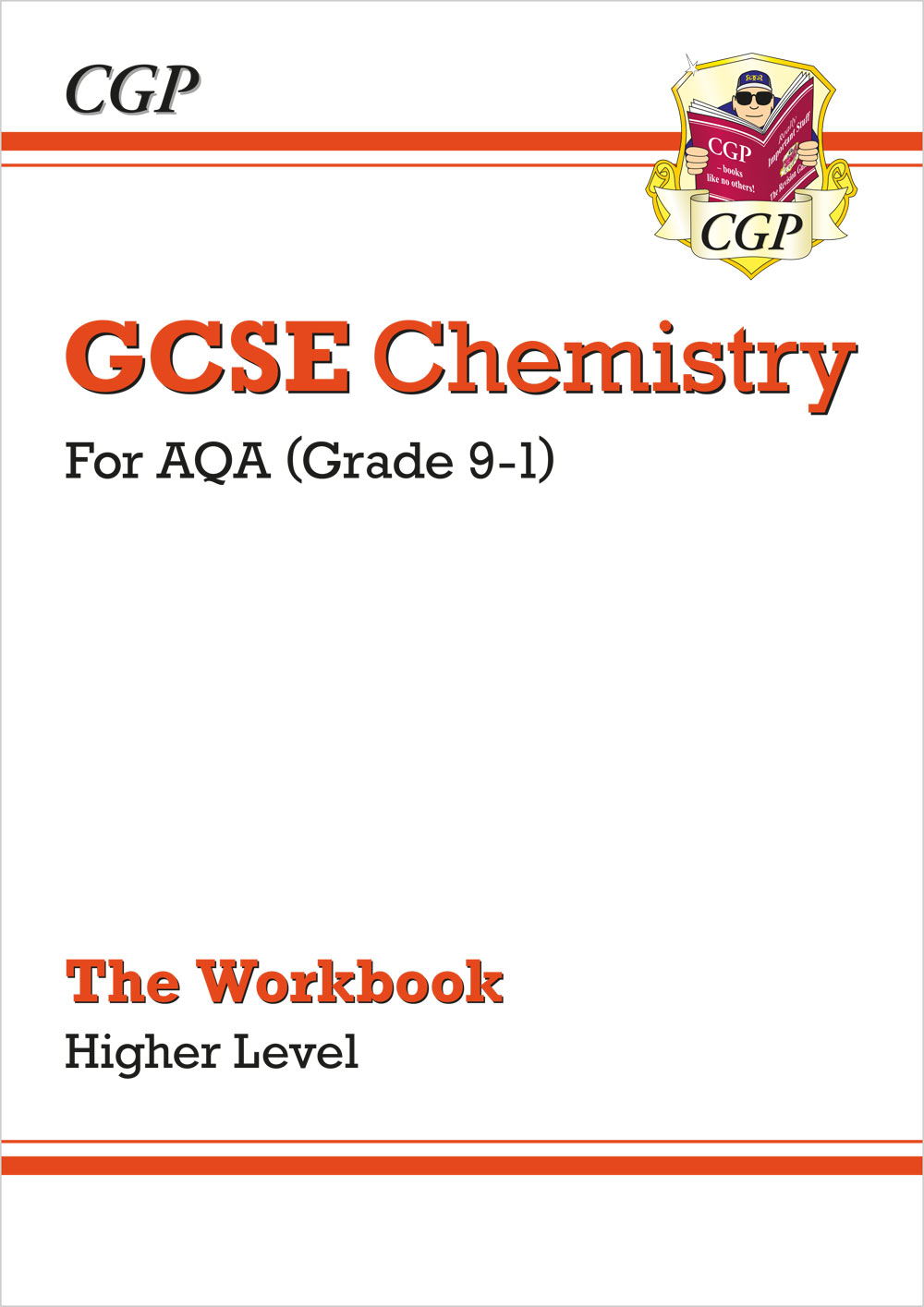 CAHW41 - Grade 9-1 GCSE Chemistry: AQA Workbook - Higher