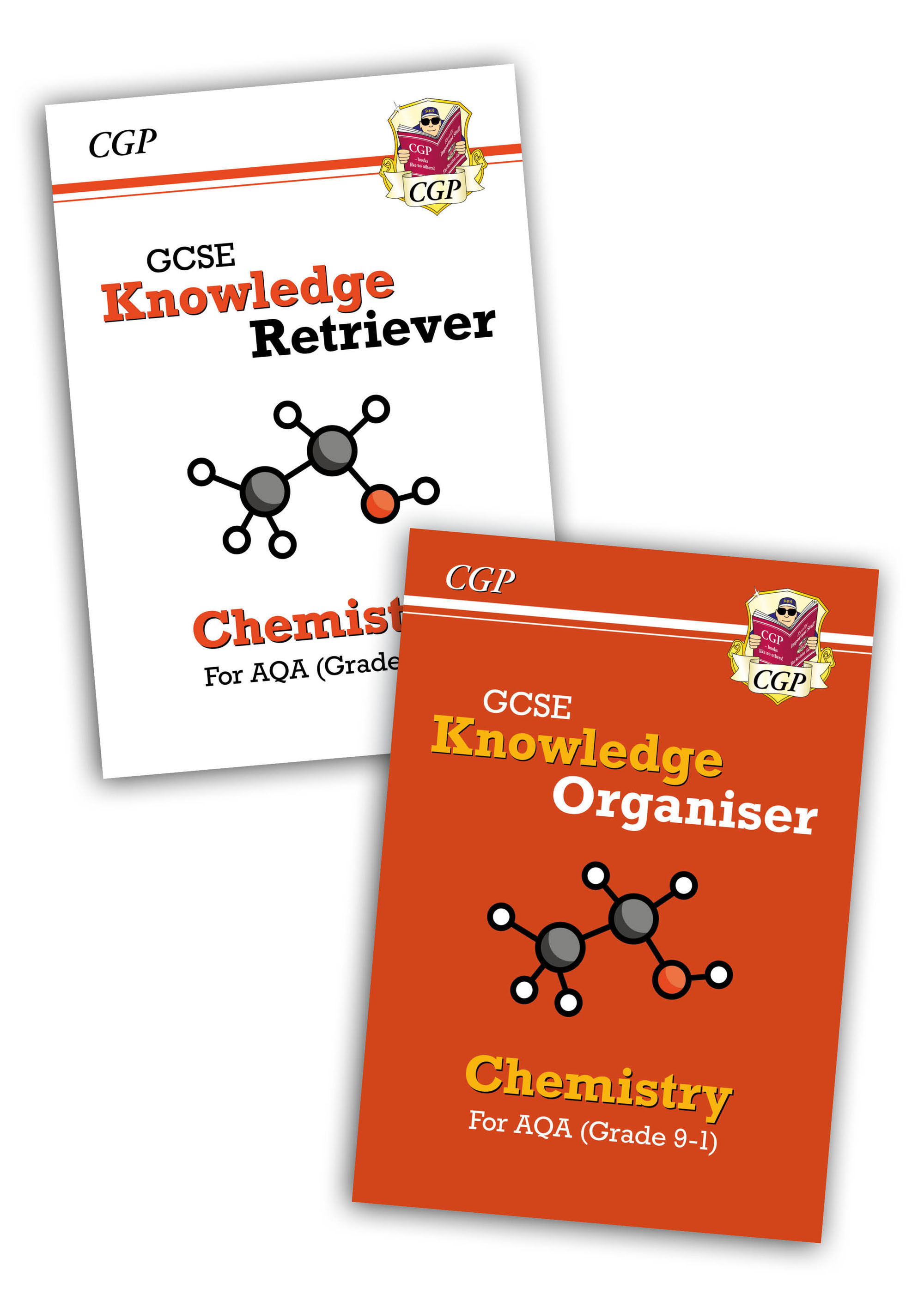 CAKBB41 - New GCSE Knowledge Organiser & Retriever Bundle: AQA Chemistry (Grade 9-1)