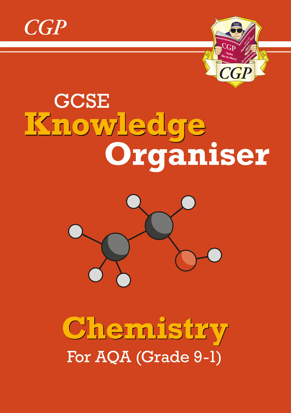 CANO41 - New GCSE Knowledge Organiser: AQA Chemistry (Grade 9-1)