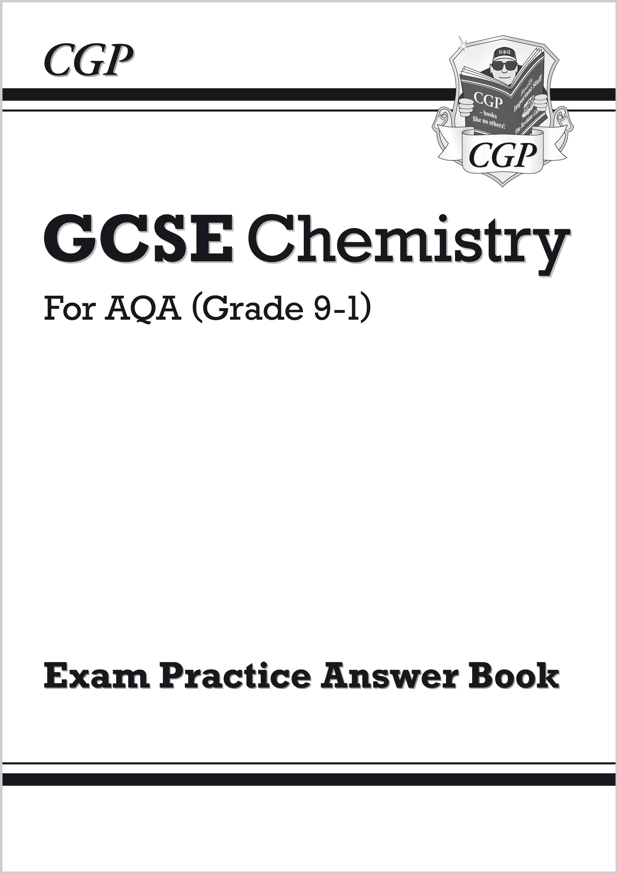 CAQA41 - GCSE Chemistry: AQA Answers (for Exam Practice Workbook) - Higher