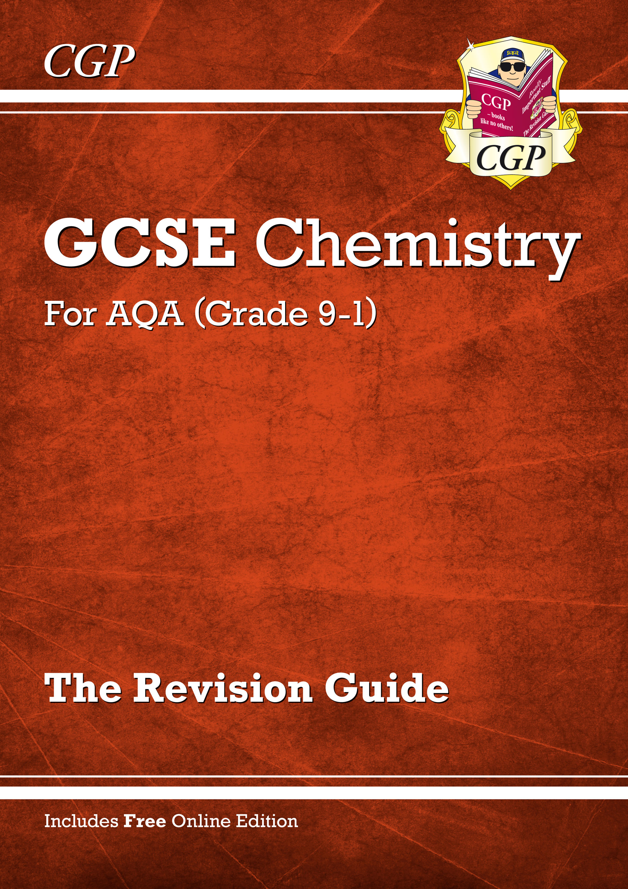 CAR45 - New Grade 9-1 GCSE Chemistry: AQA Revision Guide with Online Edition