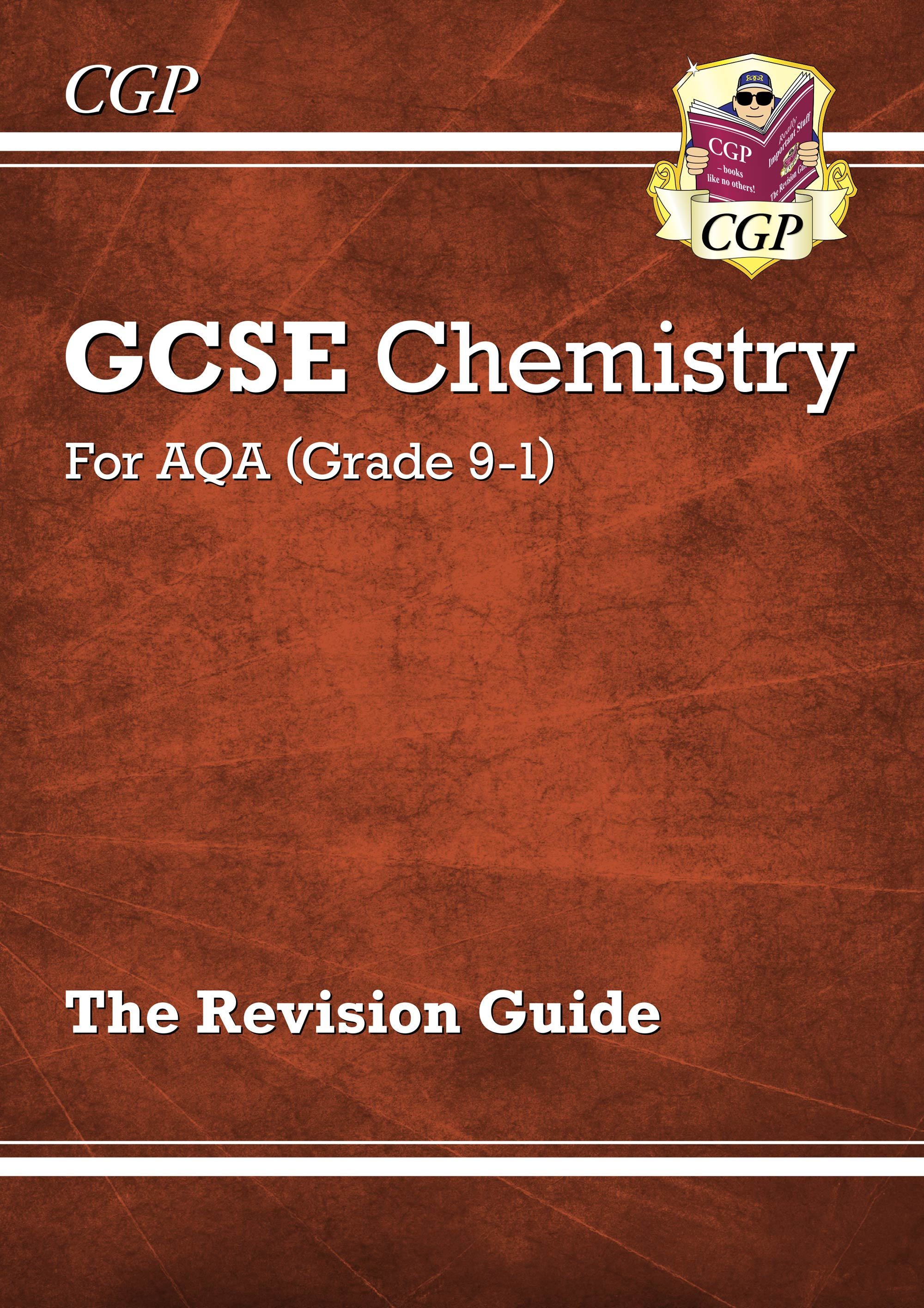 CAR45D - Grade 9-1 GCSE Chemistry: AQA Revision Guide - Higher (Online Edition)
