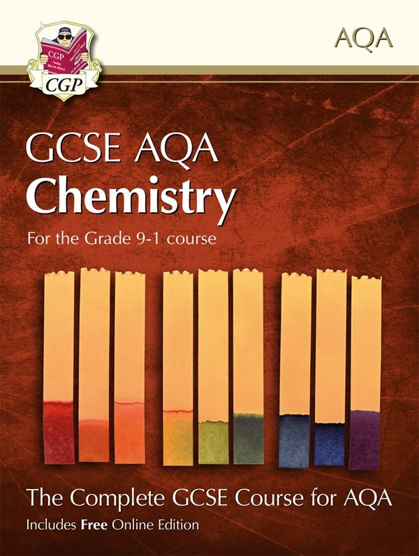 CATB42 - Grade 9-1 GCSE Chemistry for AQA: Student Book with Online Edition