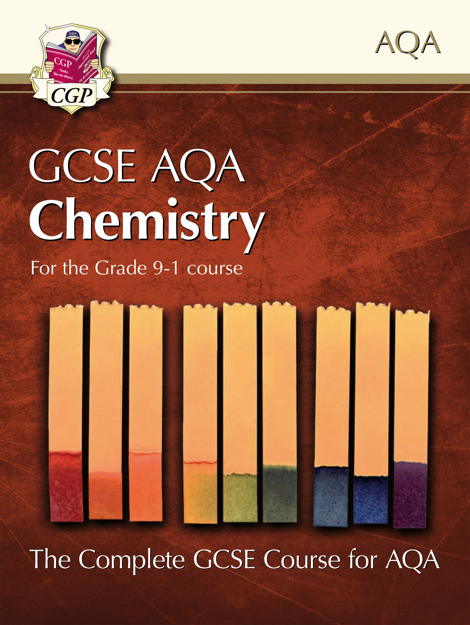 CATB42DK - New Grade 9-1 GCSE Chemistry for AQA: Student Book