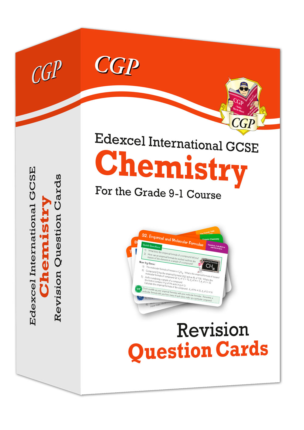 CEFI41 - New Grade 9-1 Edexcel International GCSE Chemistry: Revision Question Cards
