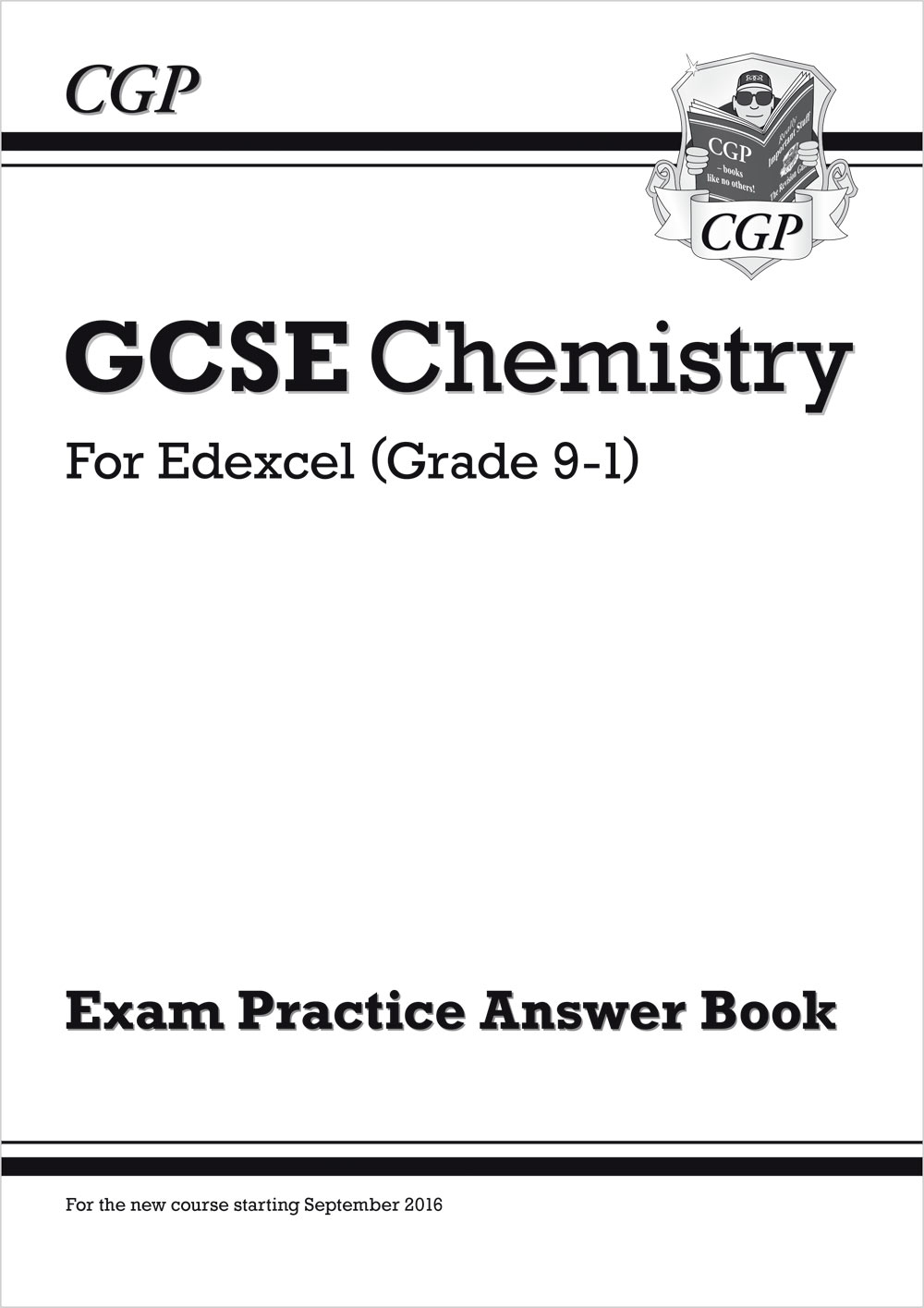 CEQA41 - GCSE Chemistry: Edexcel Answers (for Exam Practice Workbook)