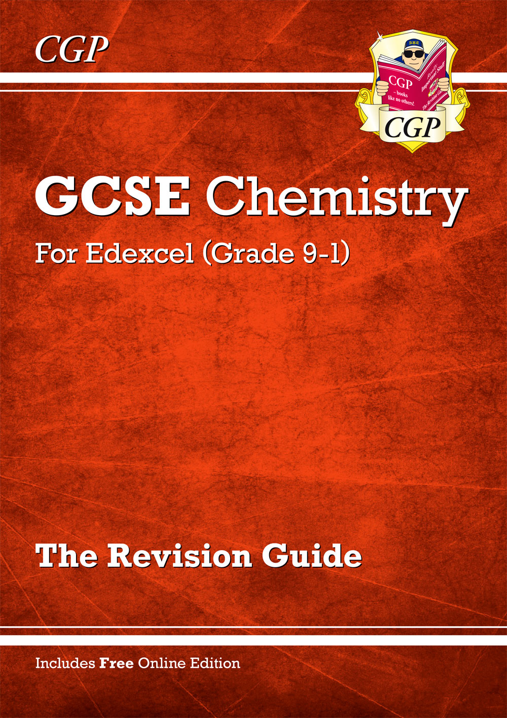 CER45 - Grade 9-1 GCSE Chemistry: Edexcel Revision Guide with Online Edition