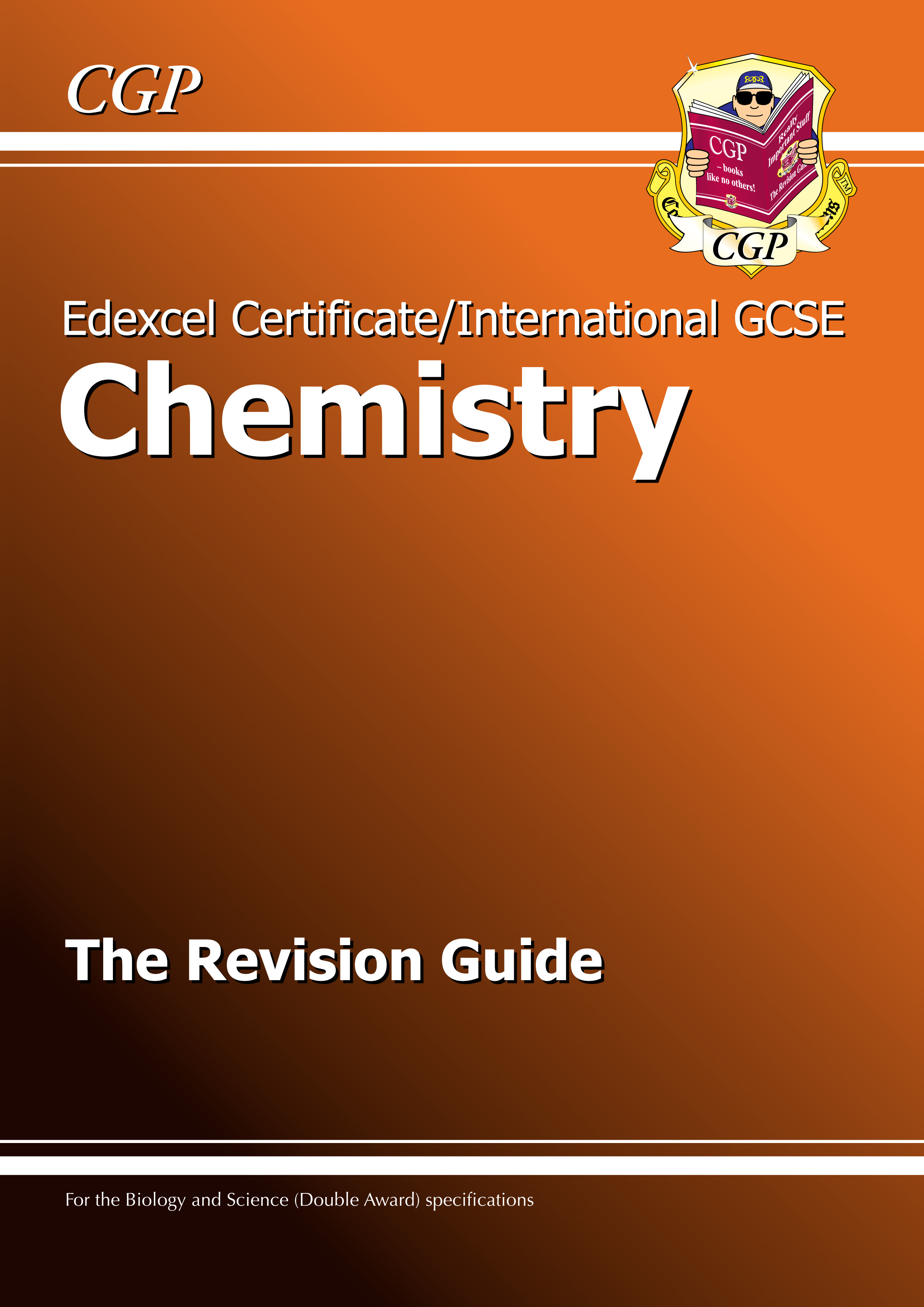 CERI41DK - Edexcel International GCSE Chemistry Revision Guide (A*-G course)