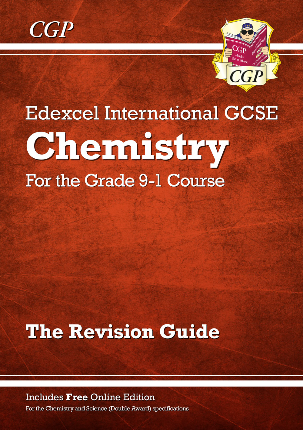CERI42 - Grade 9-1 Edexcel International GCSE Chemistry: Revision Guide with Online Edition