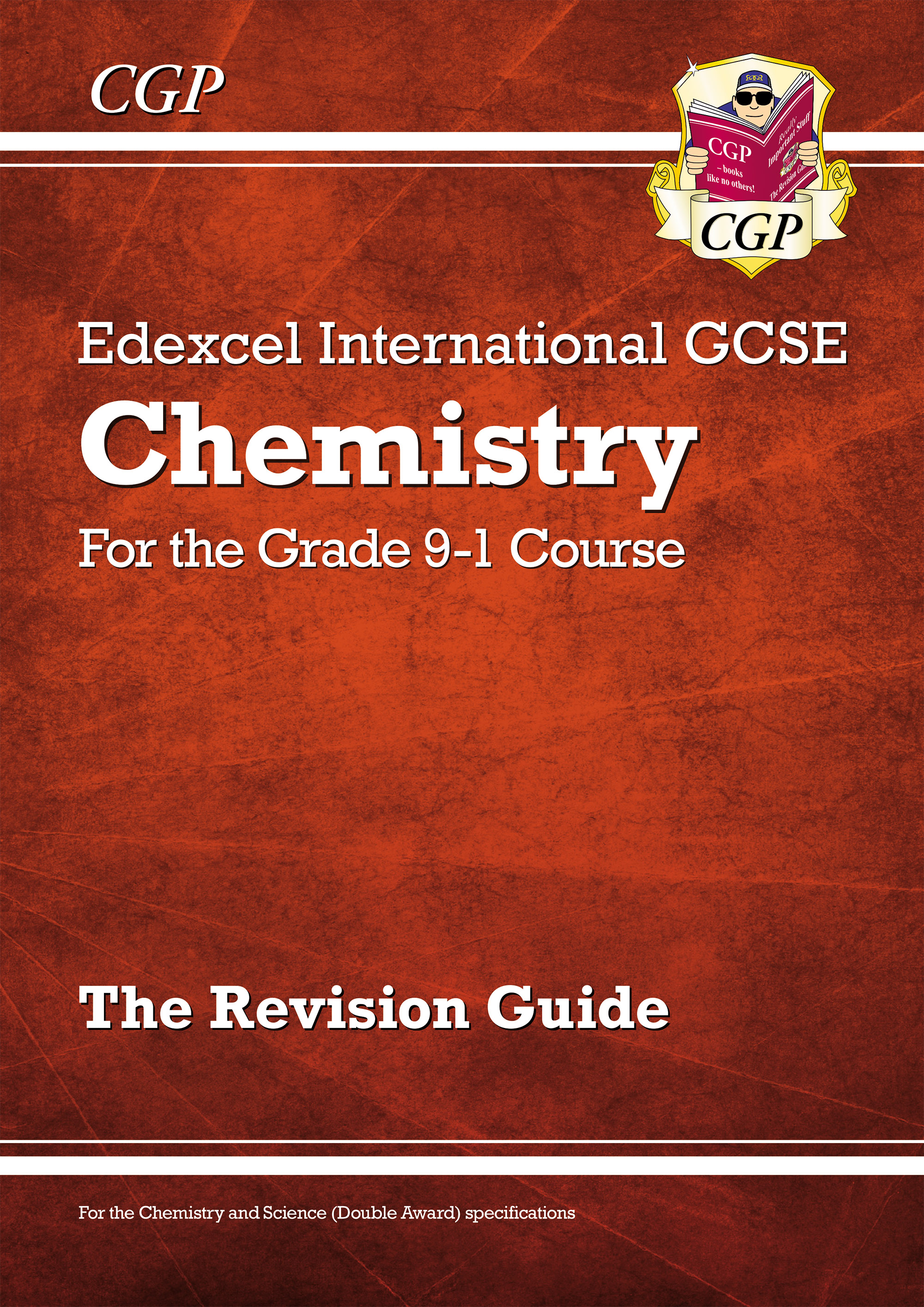 CERI42DK - New Grade 9-1 Edexcel International GCSE Chemistry: Revision Guide