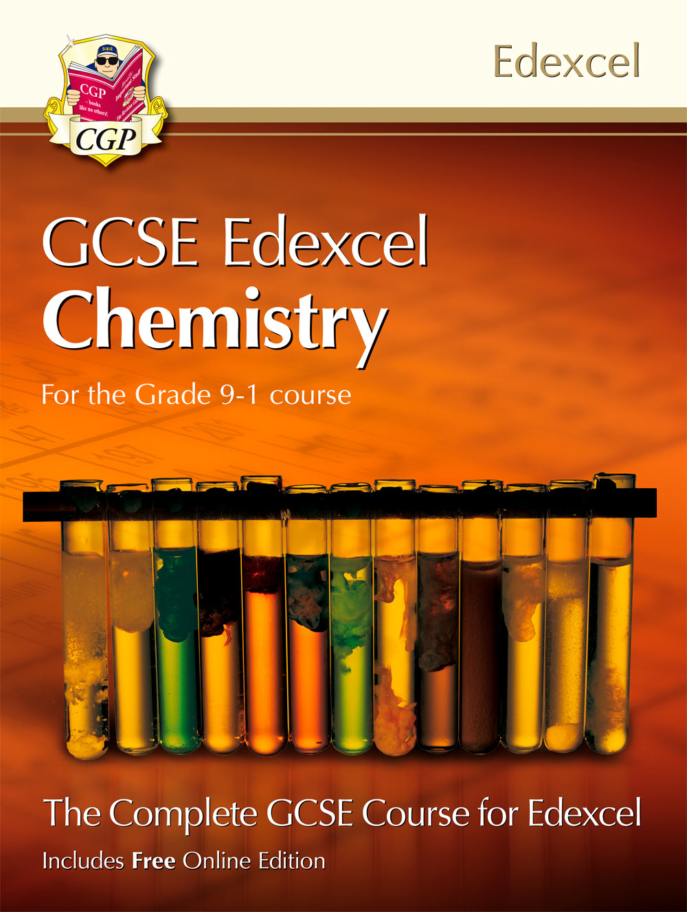 CETB41 - Grade 9-1 GCSE Chemistry for Edexcel: Student Book with Online Edition
