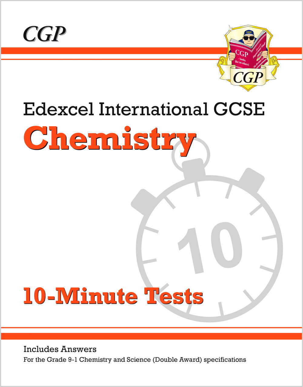 CEXPI41 - Grade 9-1 Edexcel International GCSE Chemistry: 10-Minute Tests (with answers)