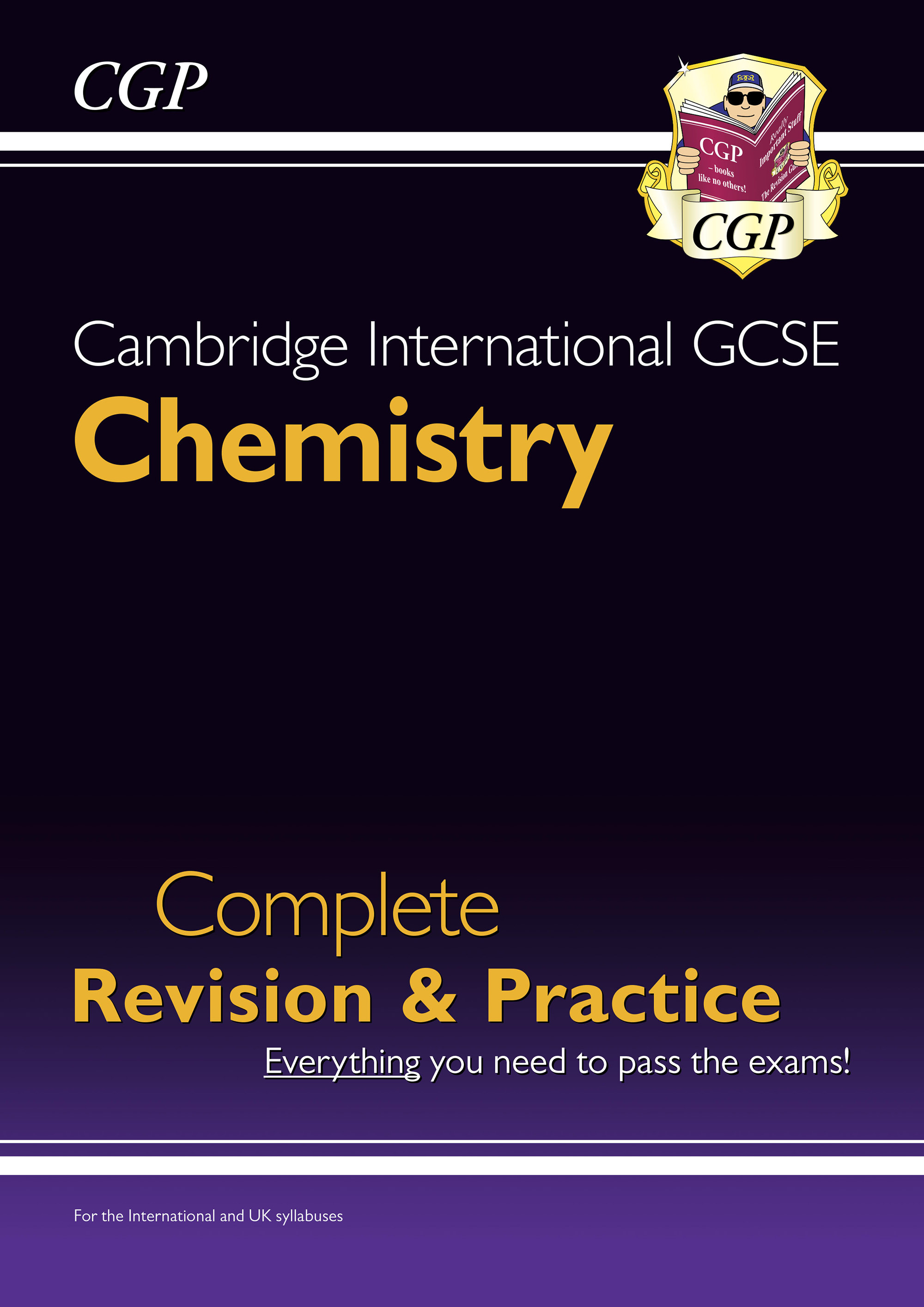 CISI41D - New Cambridge International GCSE Chemistry Complete Revision & Practice: Core & Extended