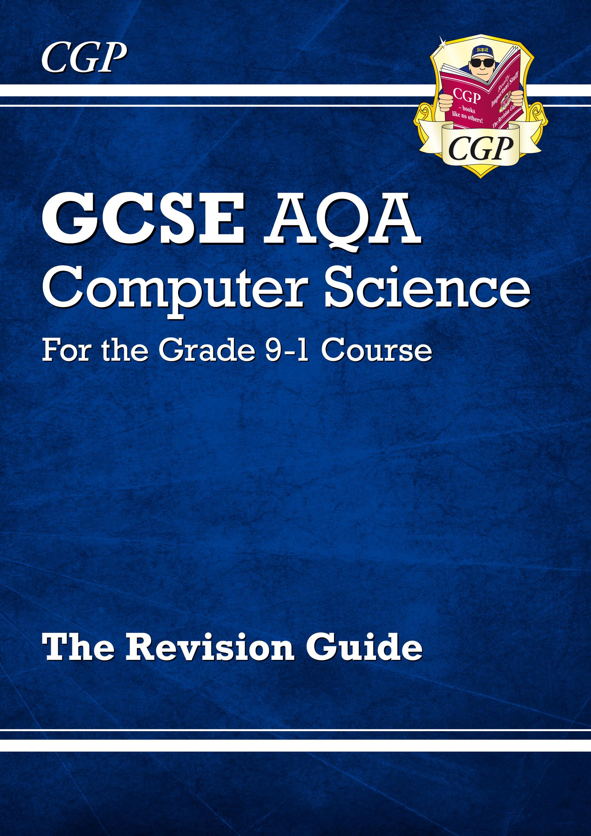 COAR41 - New GCSE Computer Science AQA Revision Guide - for the Grade 9-1 Course