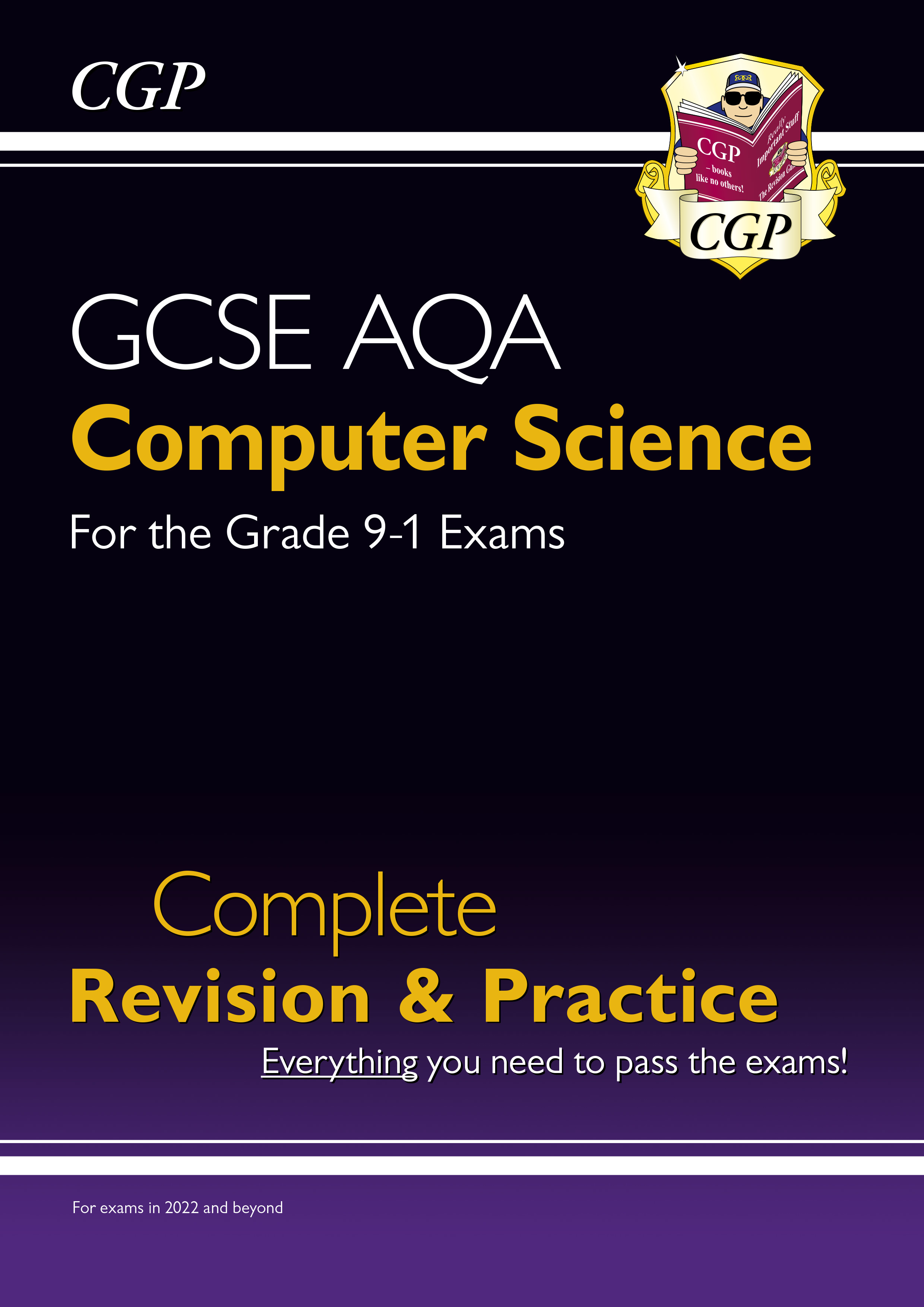 COAS42D - New GCSE Computer Science AQA Complete Revision & Practice - for exams in 2022 and beyond