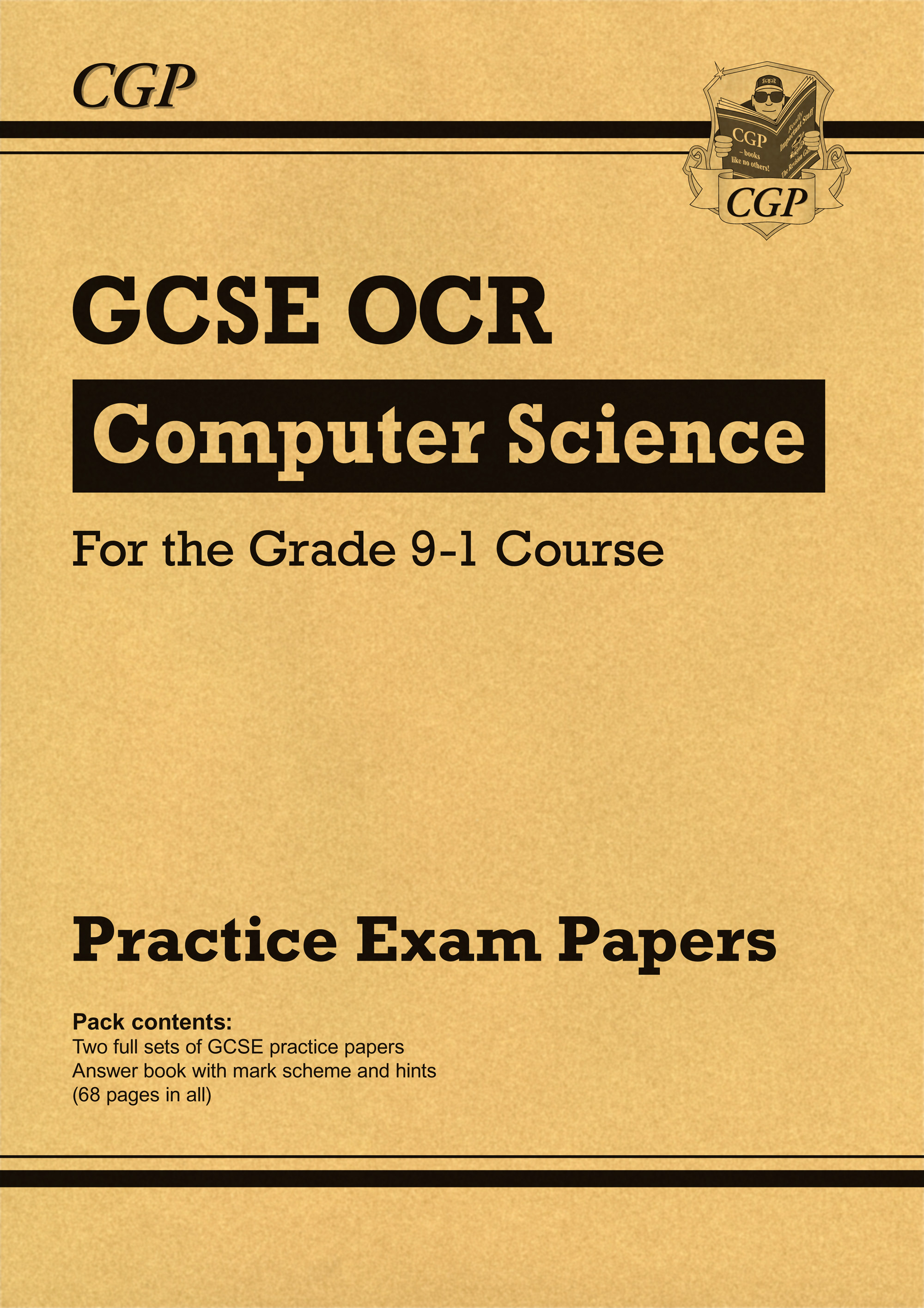 COP41 - GCSE Computer Science OCR Practice Papers - for exams in 2021