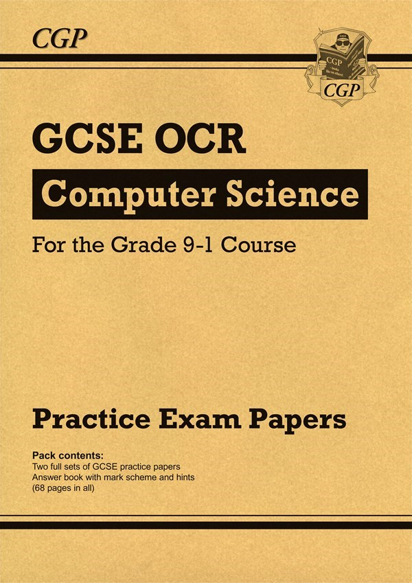 COP41 - New GCSE Computer Science OCR Practice Papers - for the Grade 9-1  Course