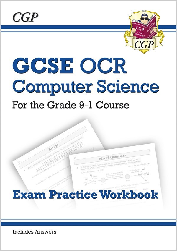 GCSE Computer Science OCR Exam Practice Workbook - for the
