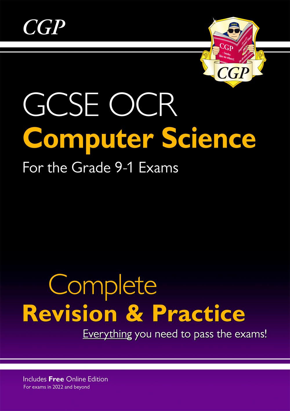 COS42 - New GCSE Computer Science OCR Complete Revision & Practice - for exams in 2022 and beyond