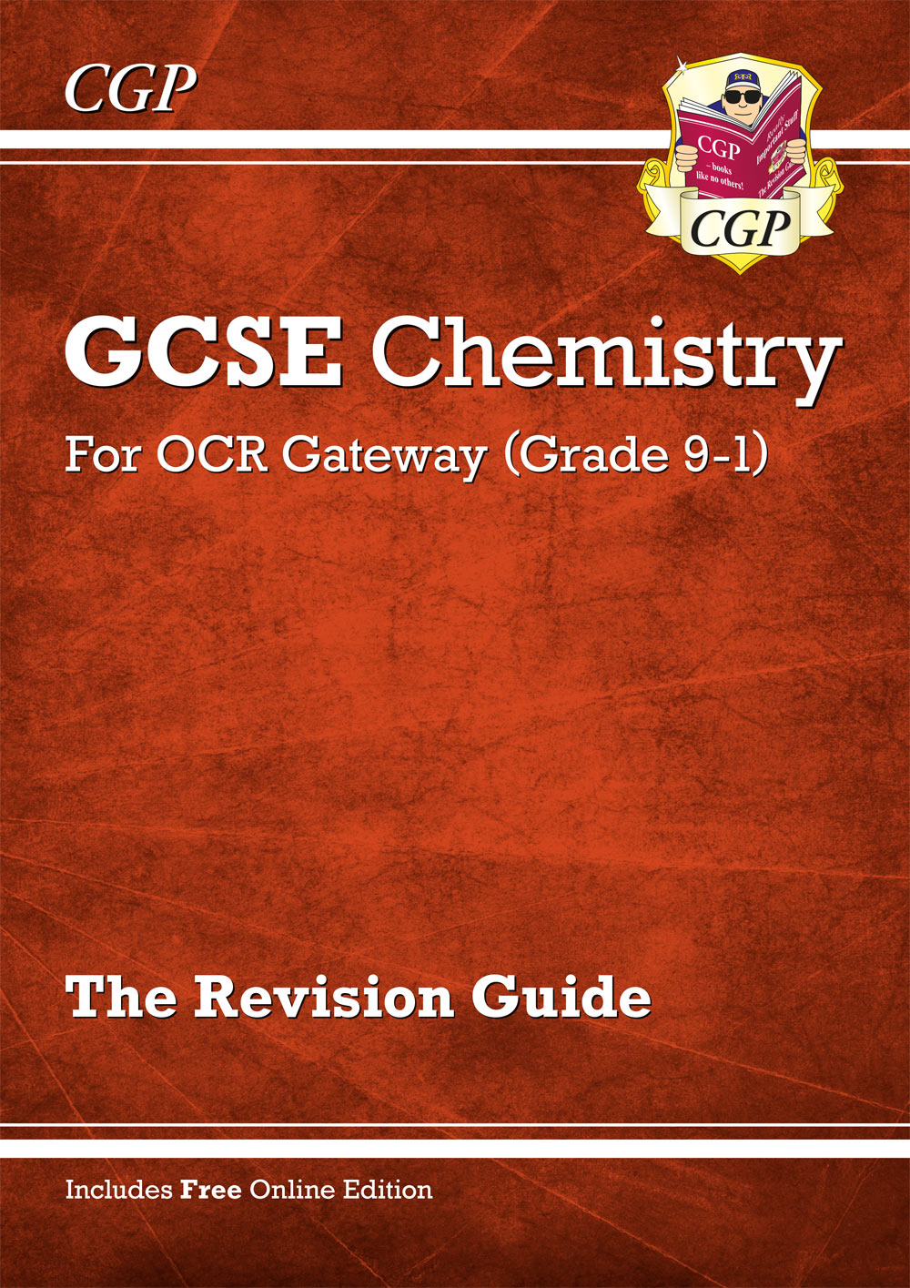 CRR45 - Grade 9-1 GCSE Chemistry: OCR Gateway Revision Guide with Online Edition