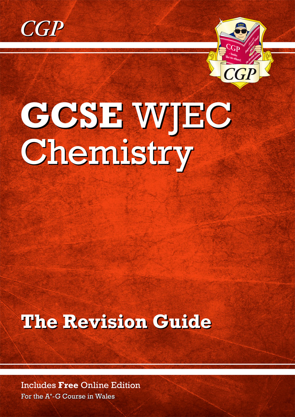 CWR41 - New WJEC GCSE Chemistry Revision Guide (with Online Edition)