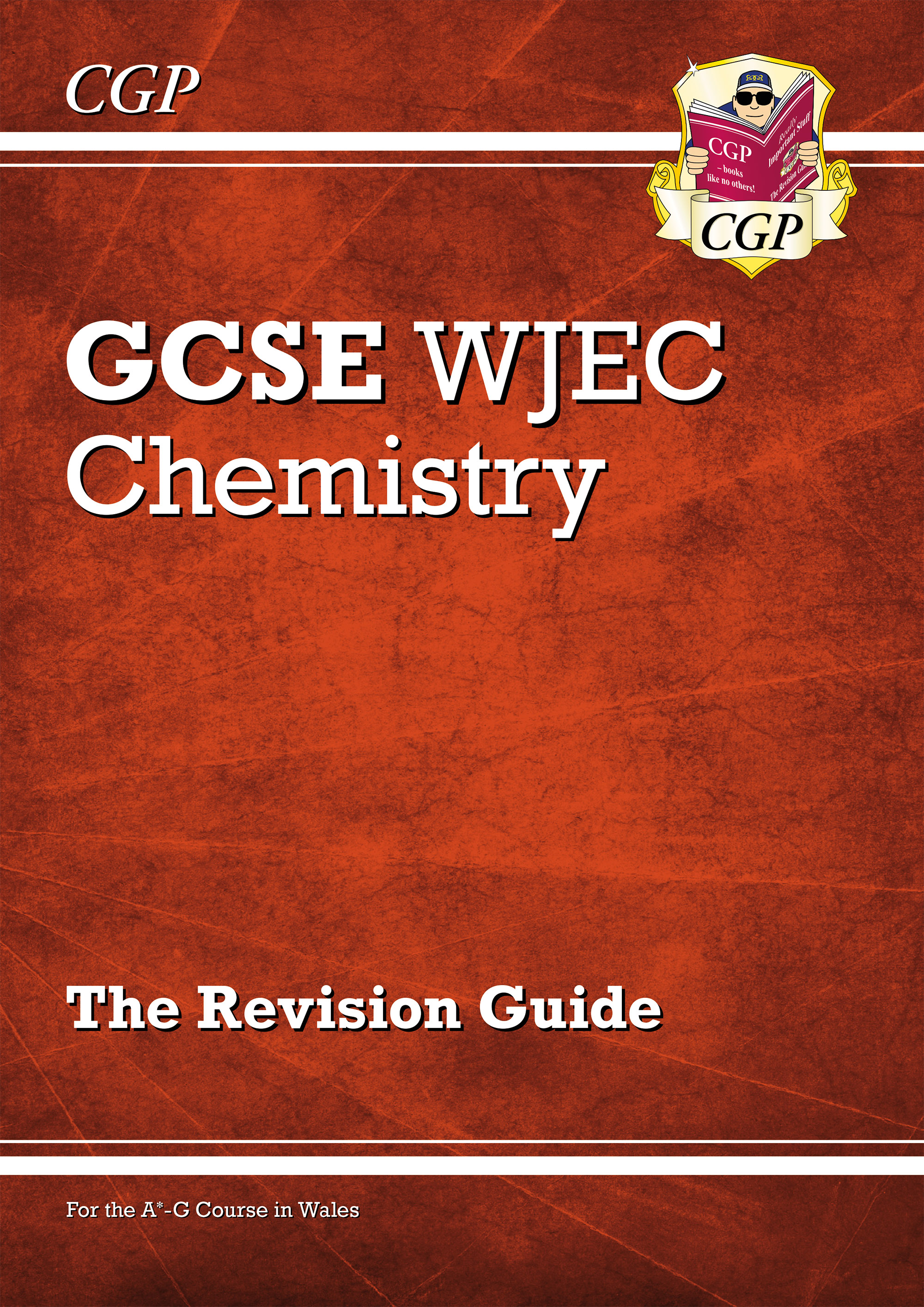 CWR41DK - New WJEC GCSE Chemistry Revision Guide