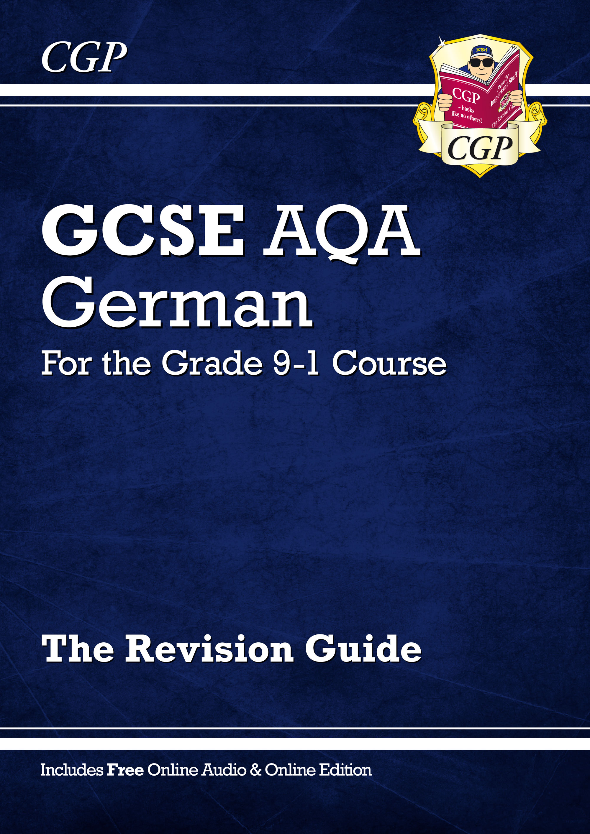 DAR41 - New GCSE German AQA Revision Guide - for the Grade 9-1 Course (with Online Edition)