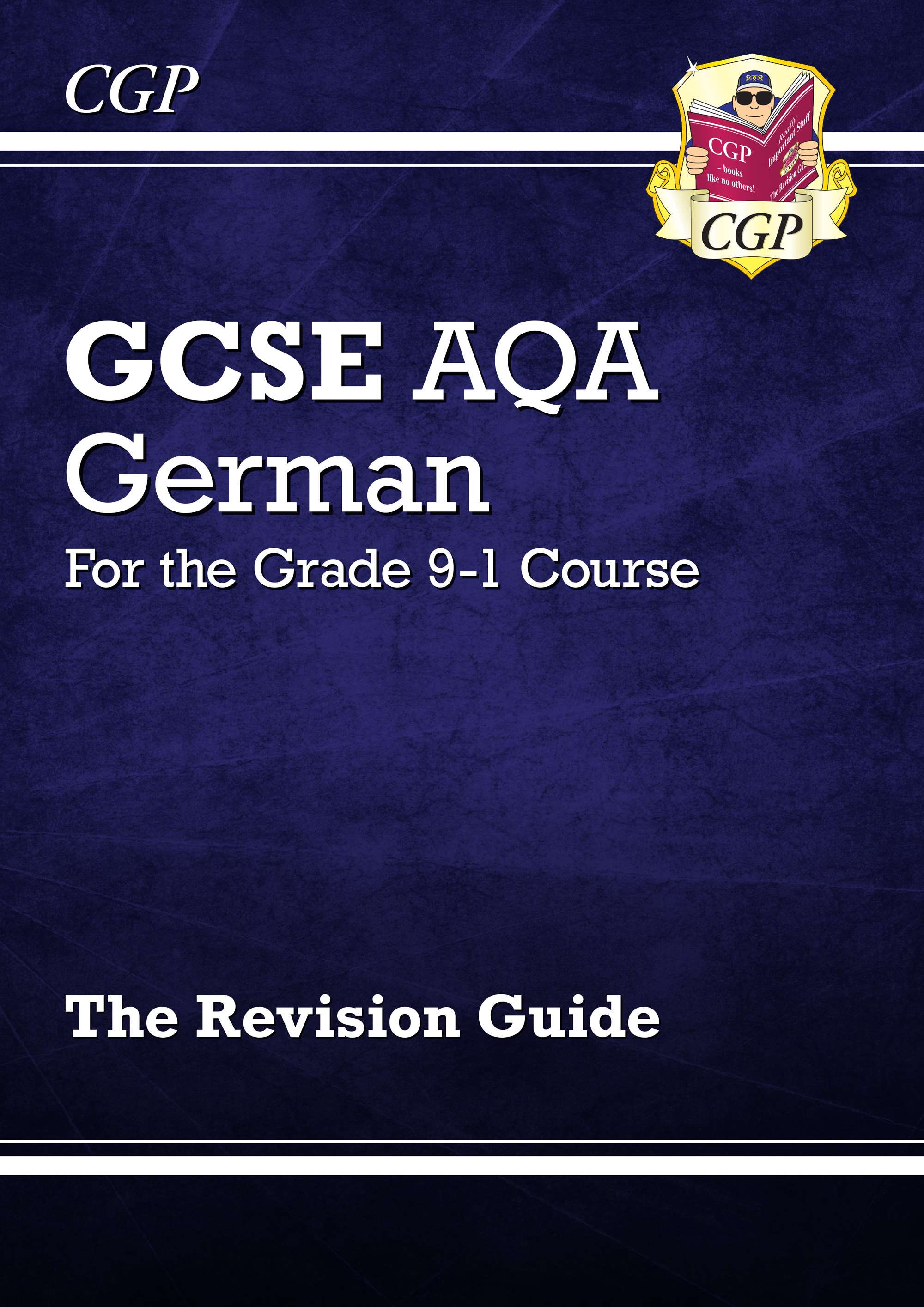 DAR41D - GCSE German AQA Revision Guide - for the Grade 9-1 Course (with Online Edition)