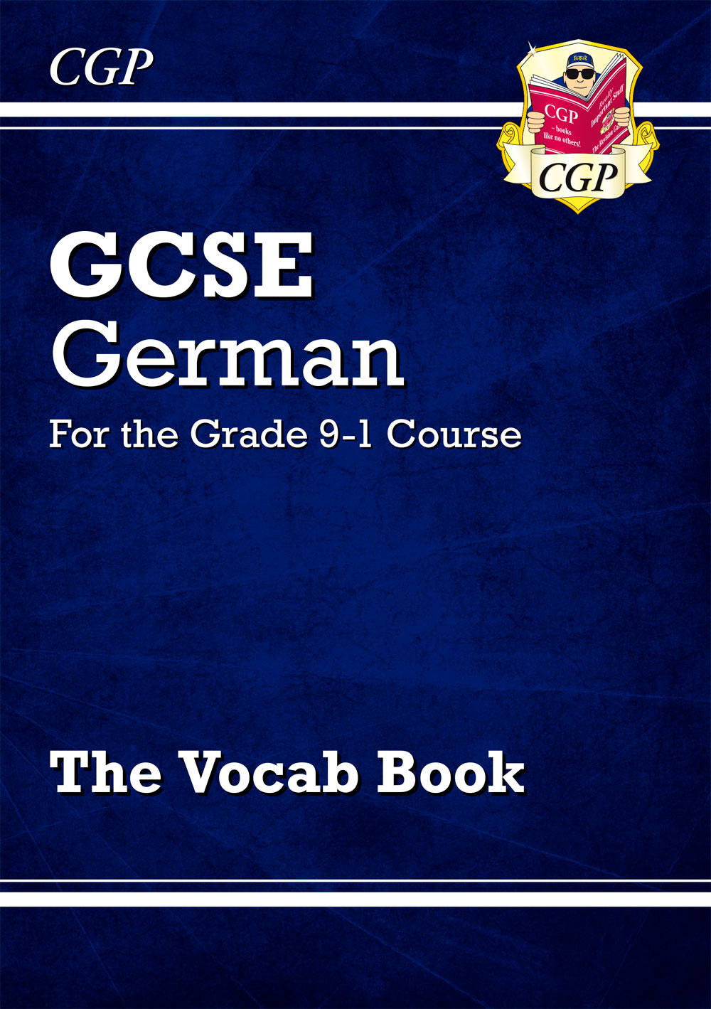 DHV41 - New GCSE German Vocab Book - for the Grade 9-1 Course